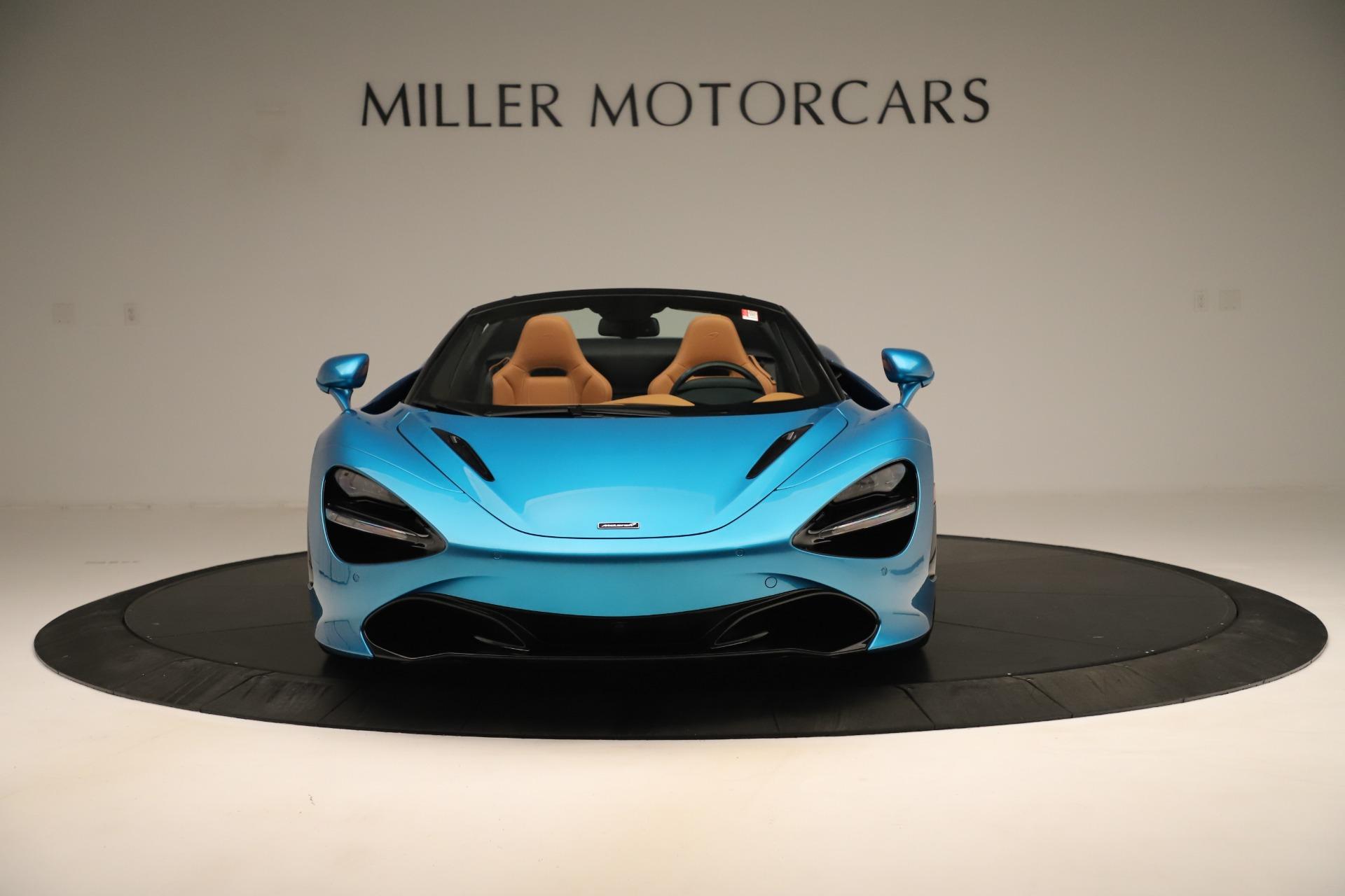New 2020 McLaren 720S Spider For Sale In Greenwich, CT 3387_p10