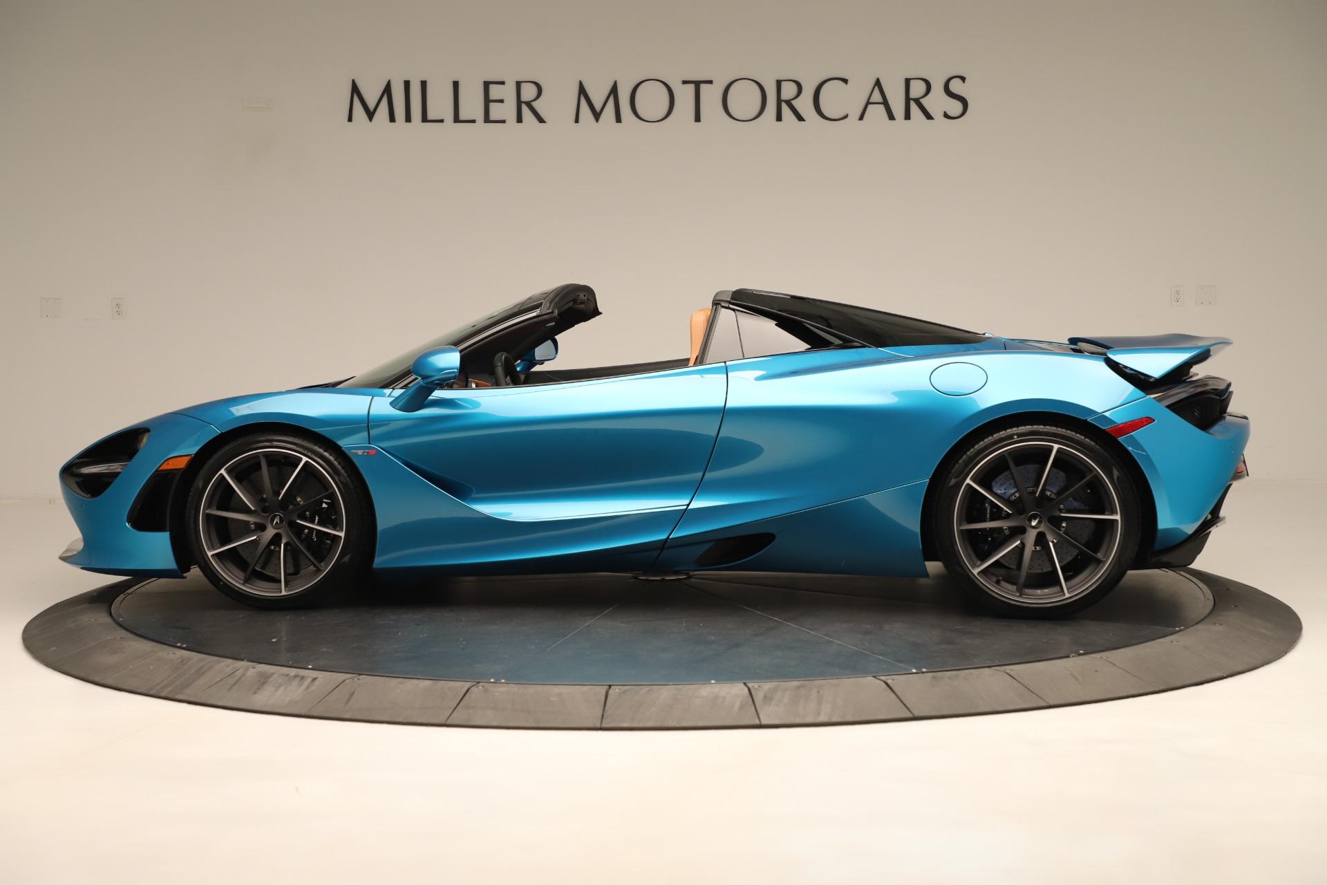 New 2020 McLaren 720S Spider For Sale In Greenwich, CT 3387_p11