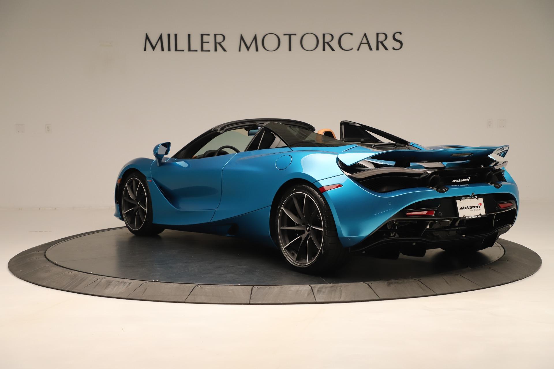New 2020 McLaren 720S Spider For Sale In Greenwich, CT 3387_p12