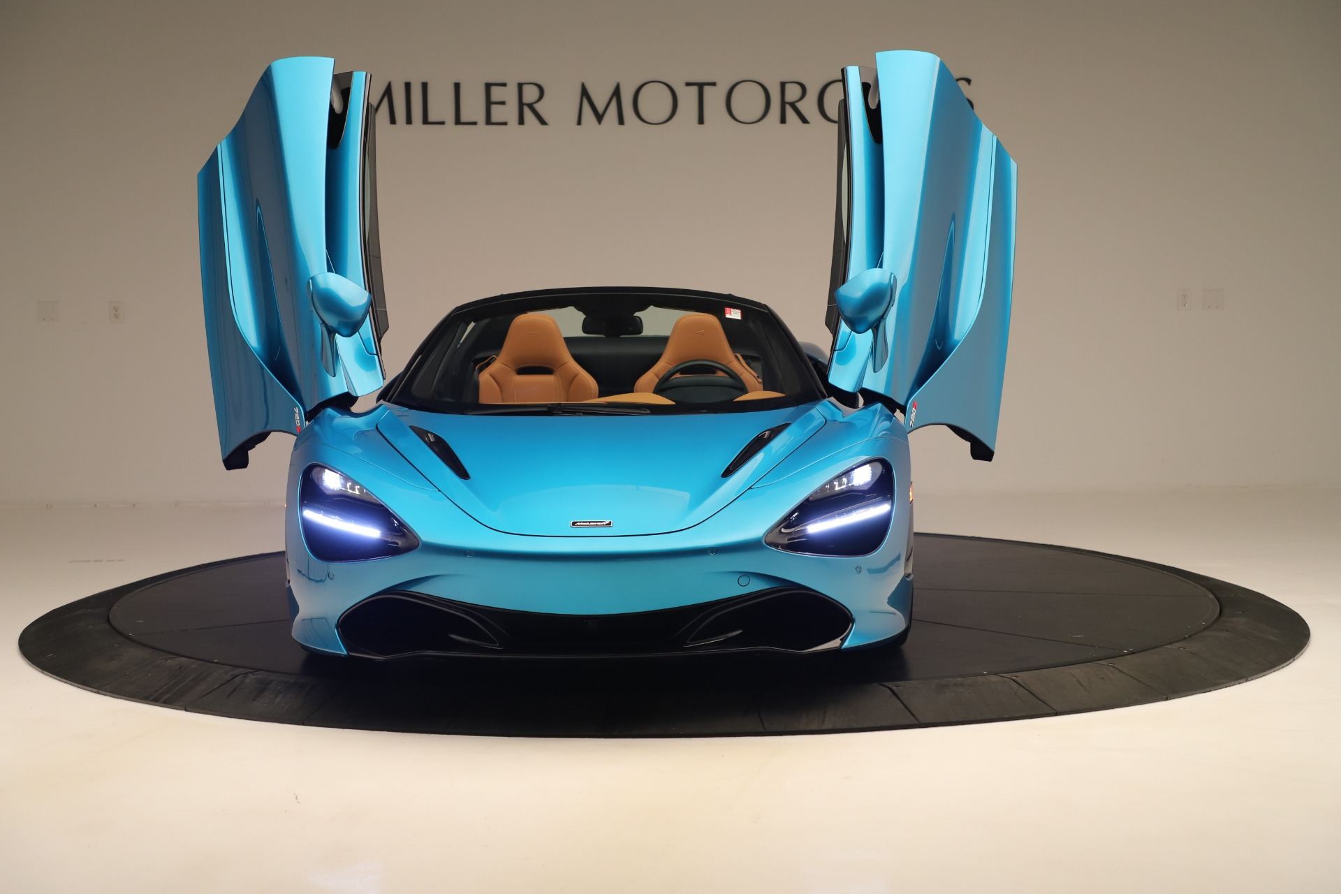 New 2020 McLaren 720S Spider For Sale In Greenwich, CT 3387_p17