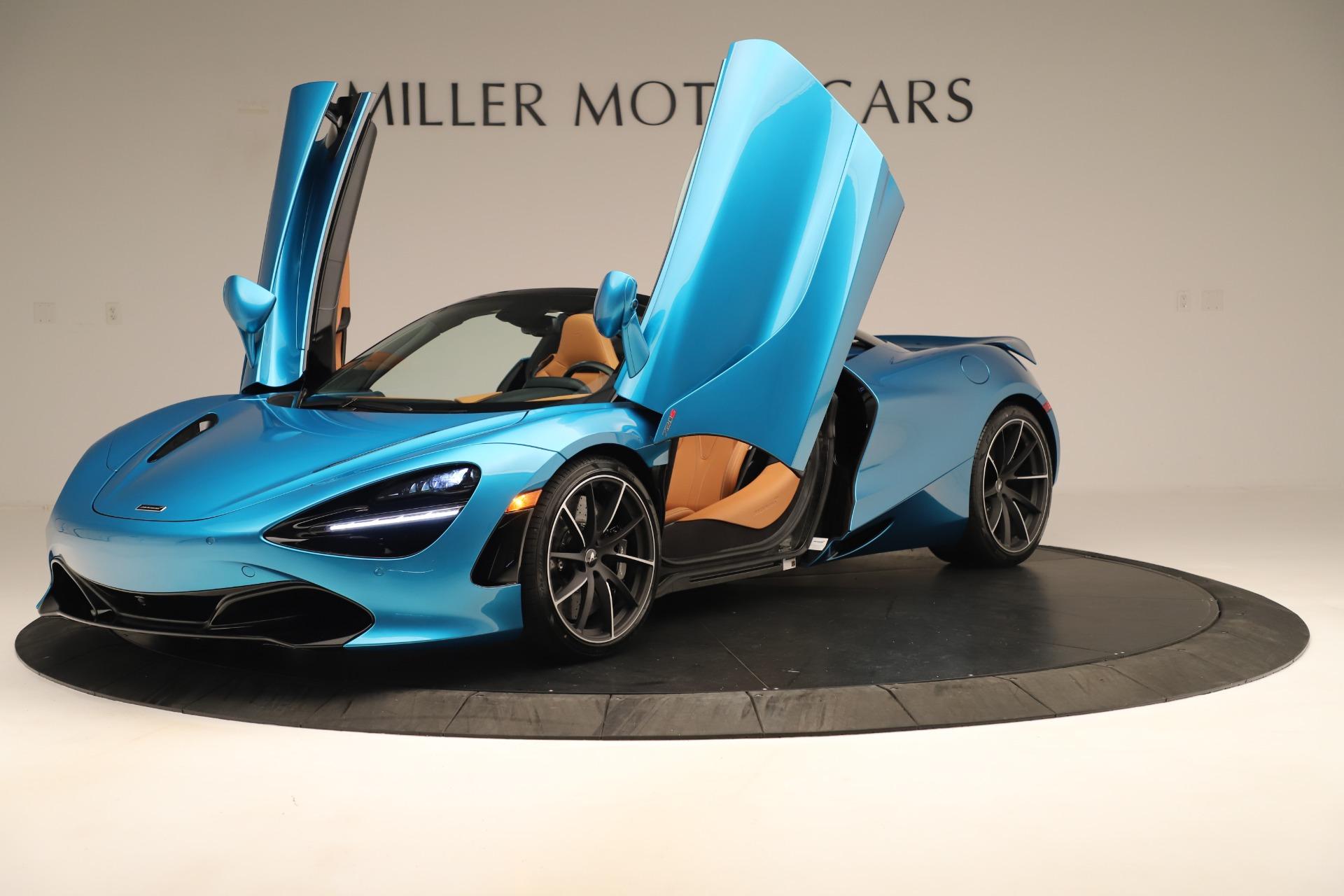 New 2020 McLaren 720S Spider For Sale In Greenwich, CT 3387_p18