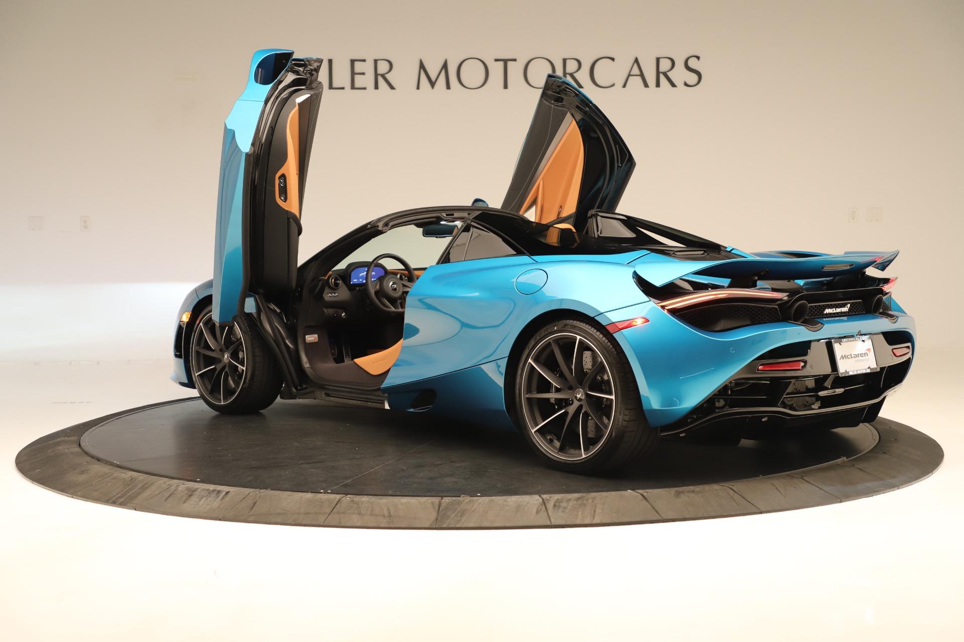 New 2020 McLaren 720S Spider For Sale In Greenwich, CT 3387_p19