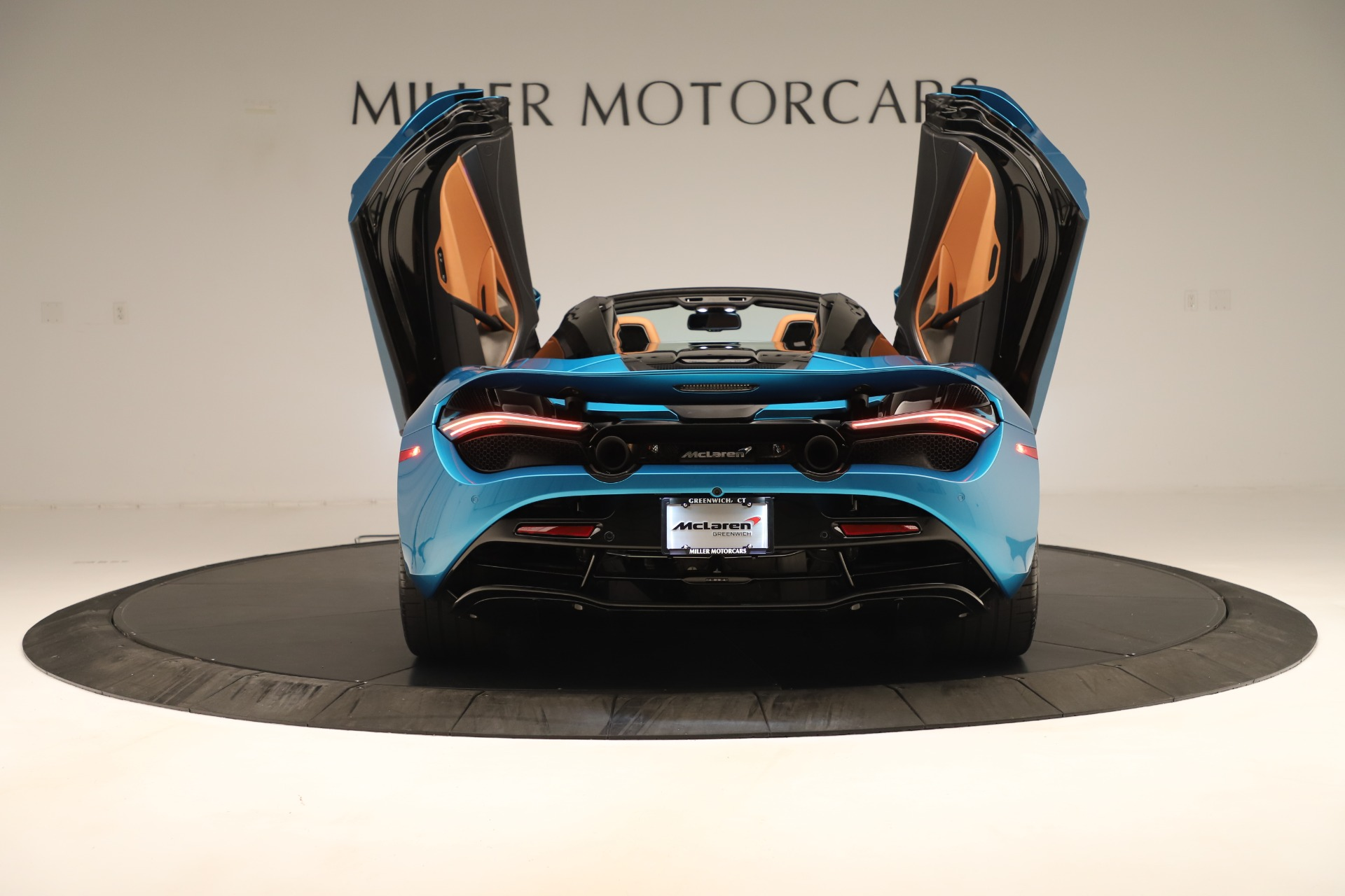 New 2020 McLaren 720S Spider For Sale In Greenwich, CT 3387_p20