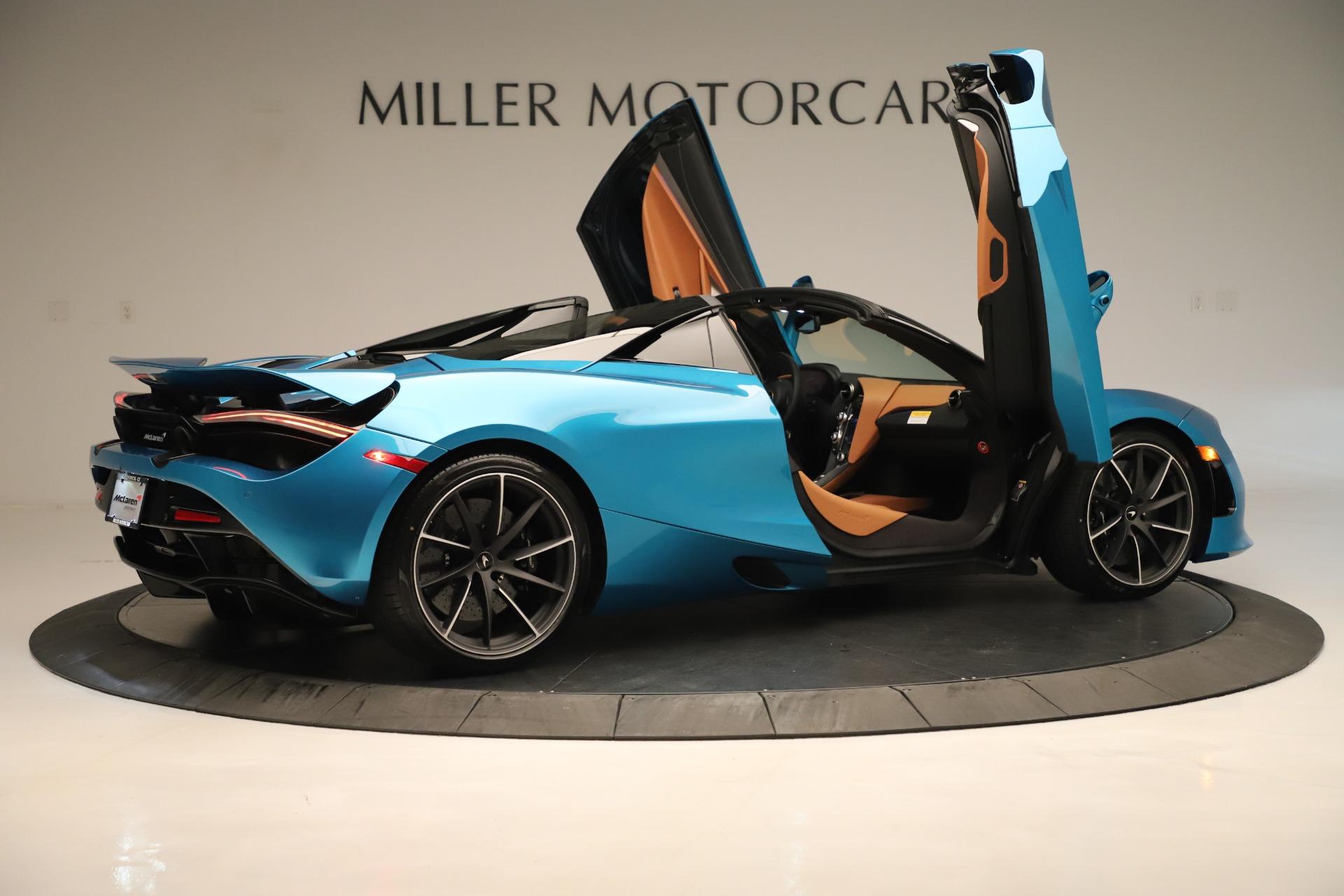 New 2020 McLaren 720S Spider For Sale In Greenwich, CT 3387_p21