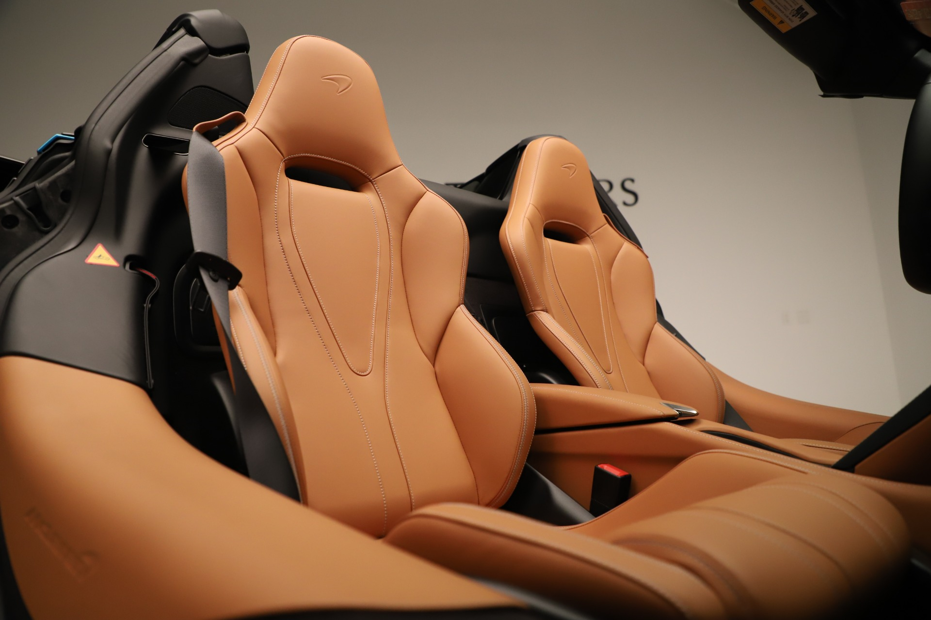 New 2020 McLaren 720S Spider For Sale In Greenwich, CT 3387_p23