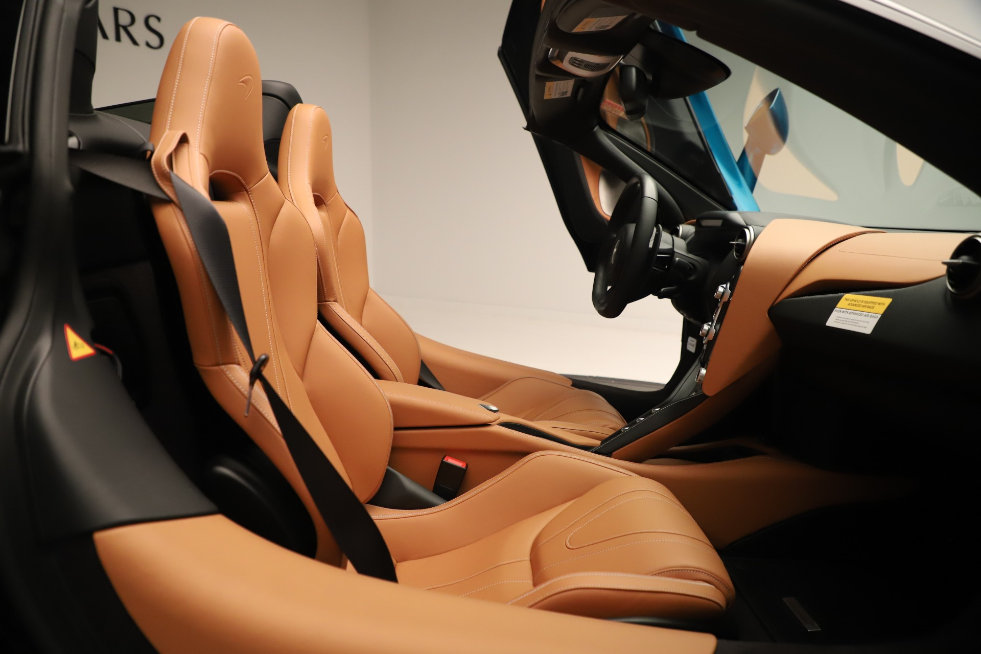 New 2020 McLaren 720S Spider For Sale In Greenwich, CT 3387_p24