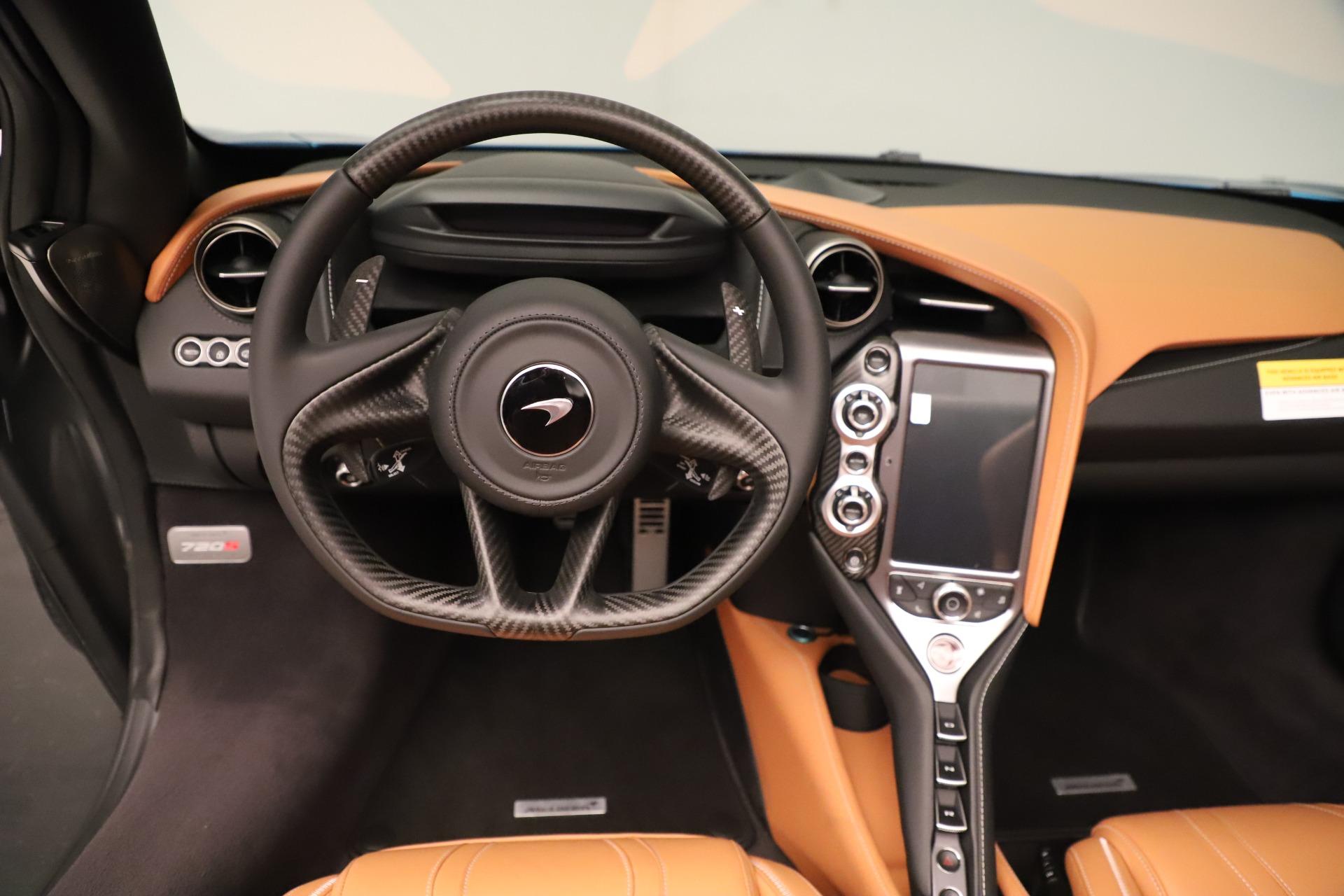 New 2020 McLaren 720S Spider For Sale In Greenwich, CT 3387_p29
