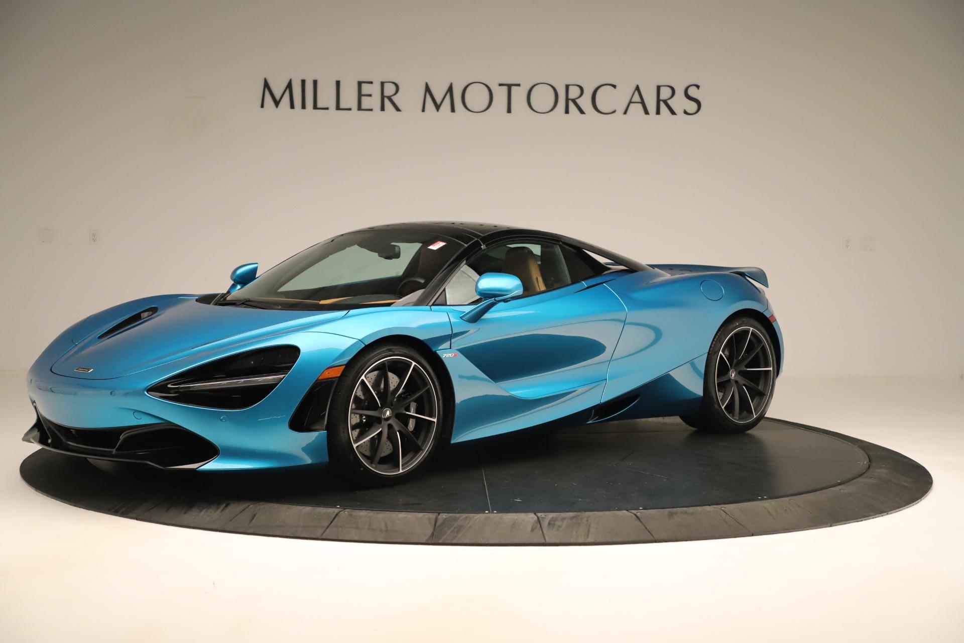 New 2020 McLaren 720S Spider For Sale In Greenwich, CT 3387_p2