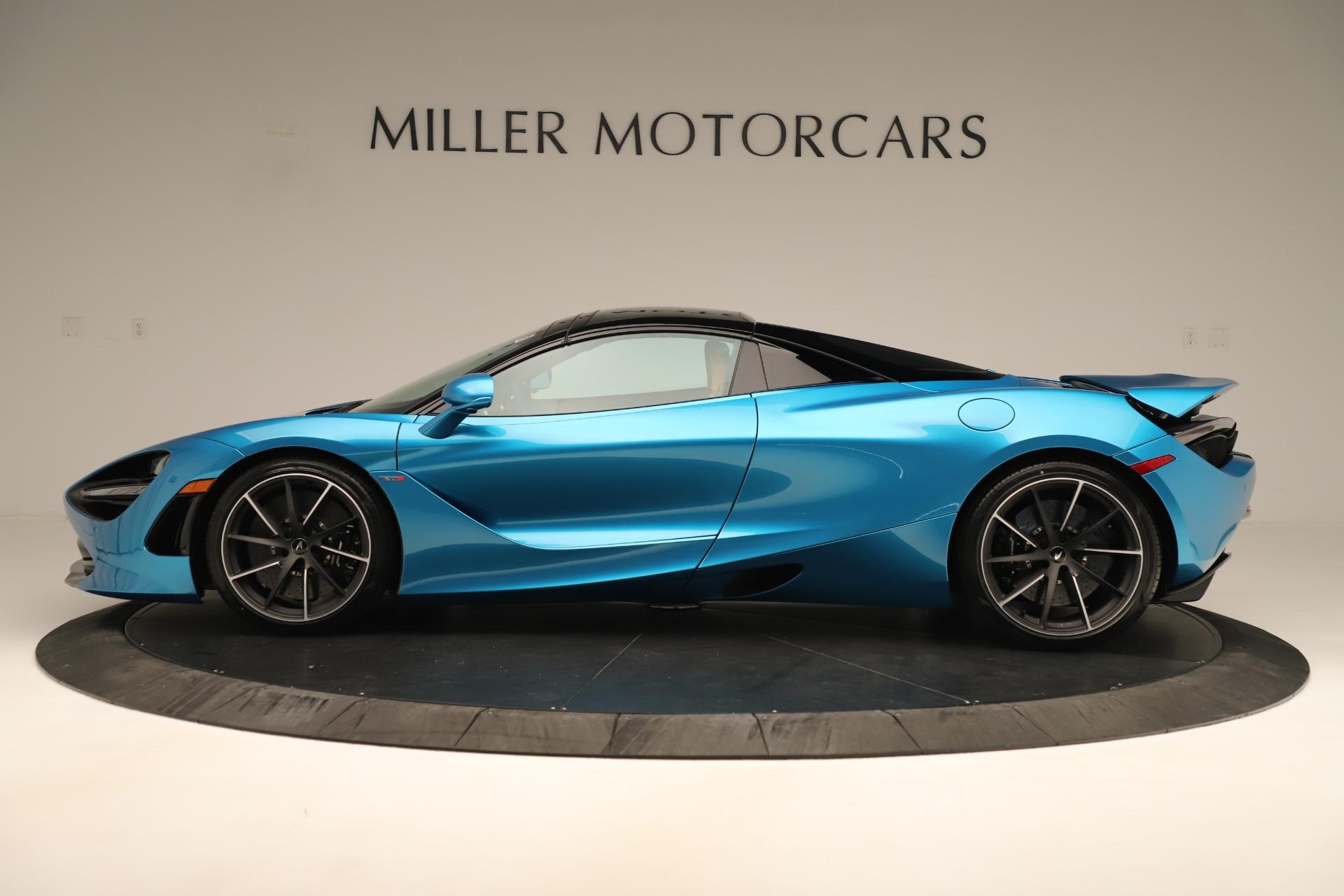 New 2020 McLaren 720S Spider For Sale In Greenwich, CT 3387_p3