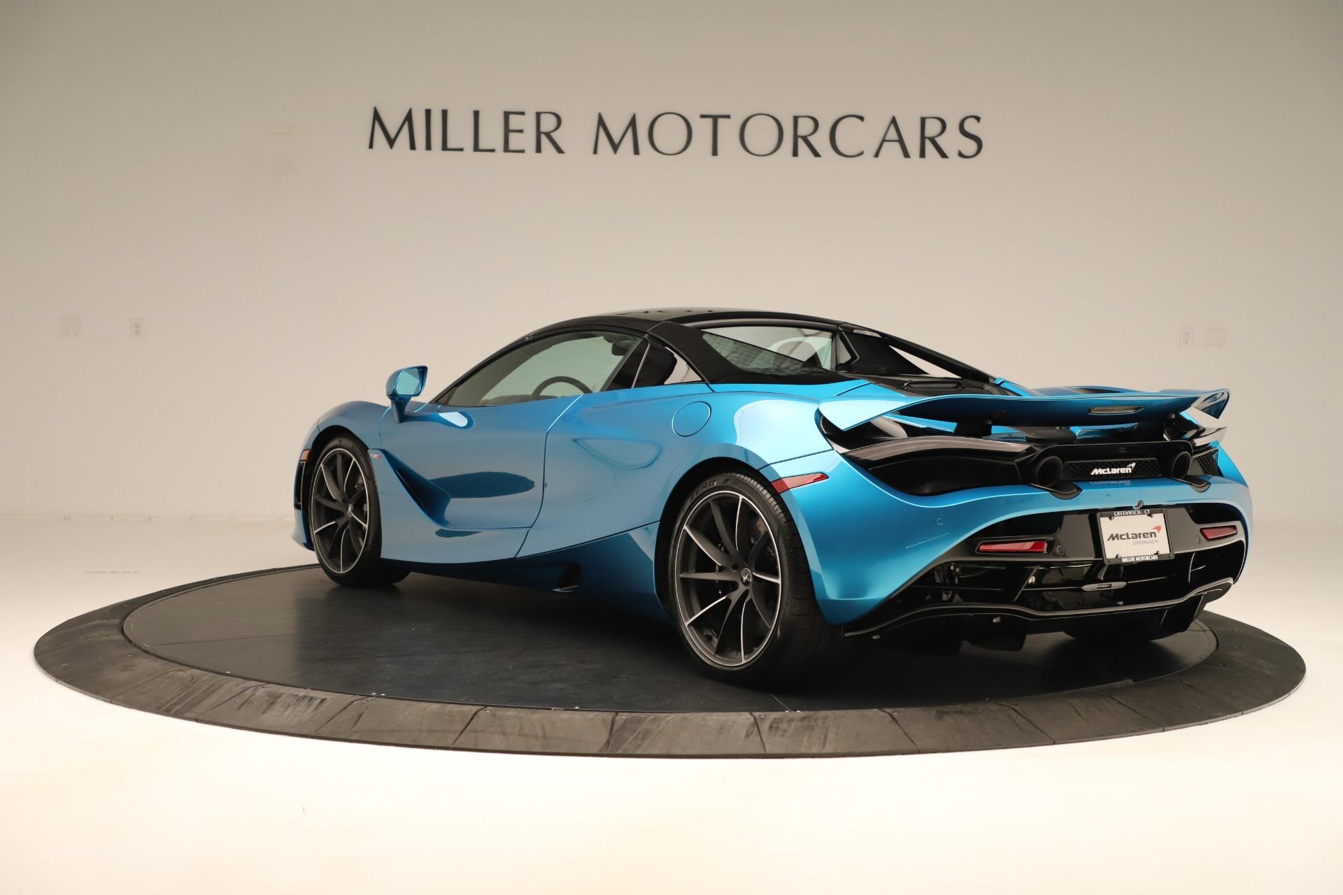 New 2020 McLaren 720S Spider For Sale In Greenwich, CT 3387_p4