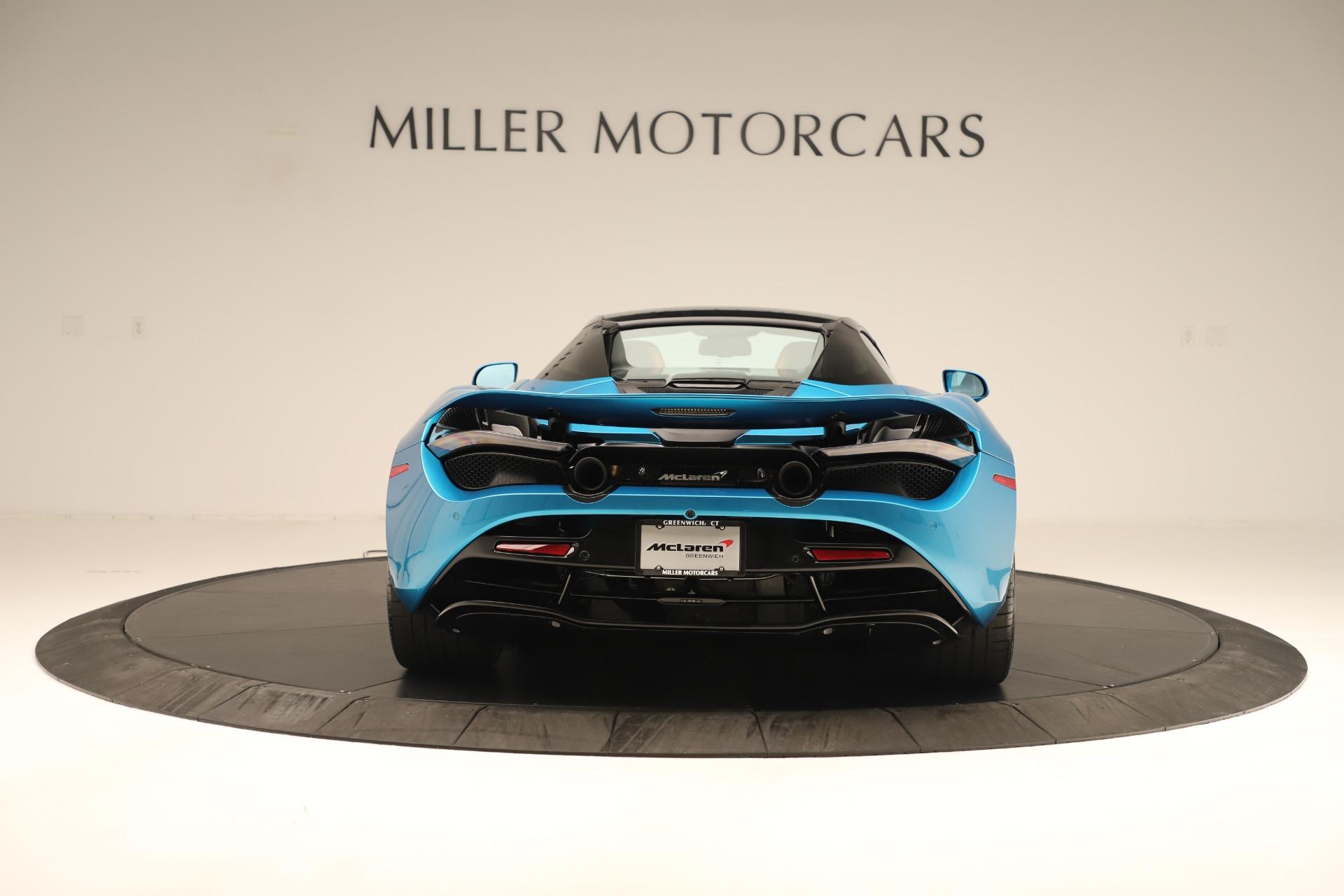 New 2020 McLaren 720S Spider For Sale In Greenwich, CT 3387_p5