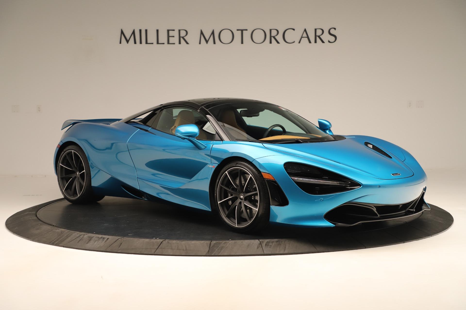 New 2020 McLaren 720S Spider For Sale In Greenwich, CT 3387_p8