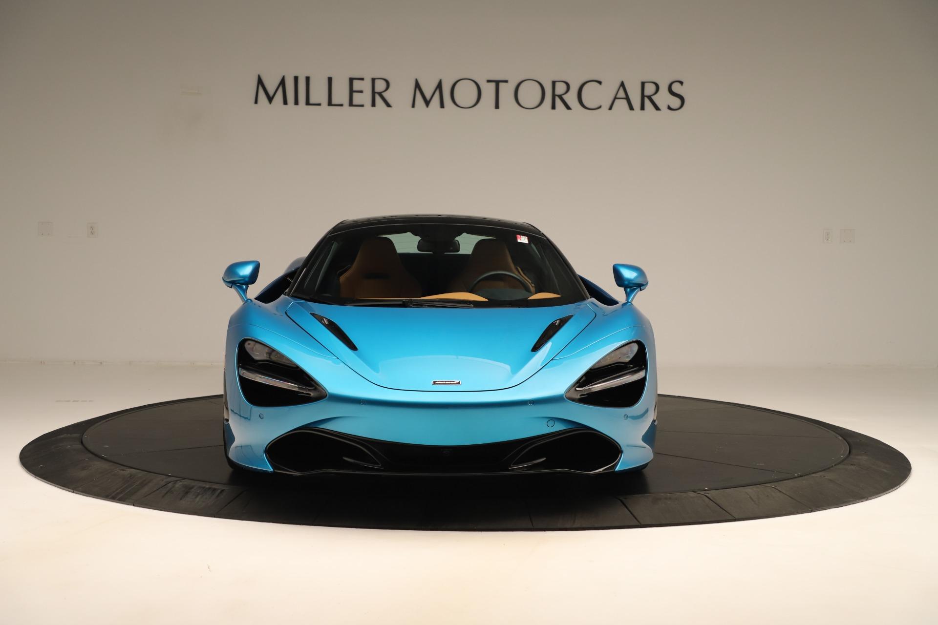 New 2020 McLaren 720S Spider For Sale In Greenwich, CT 3387_p9
