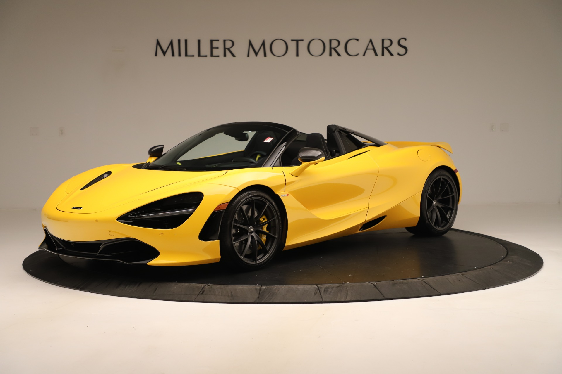 New 2020 McLaren 720S Convertible For Sale In Greenwich, CT 3388_main