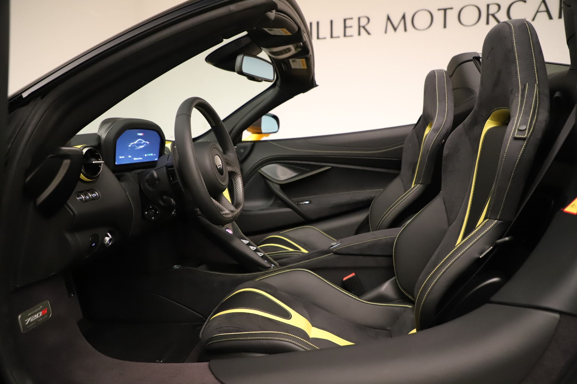 New 2020 McLaren 720S Convertible For Sale In Greenwich, CT 3388_p27