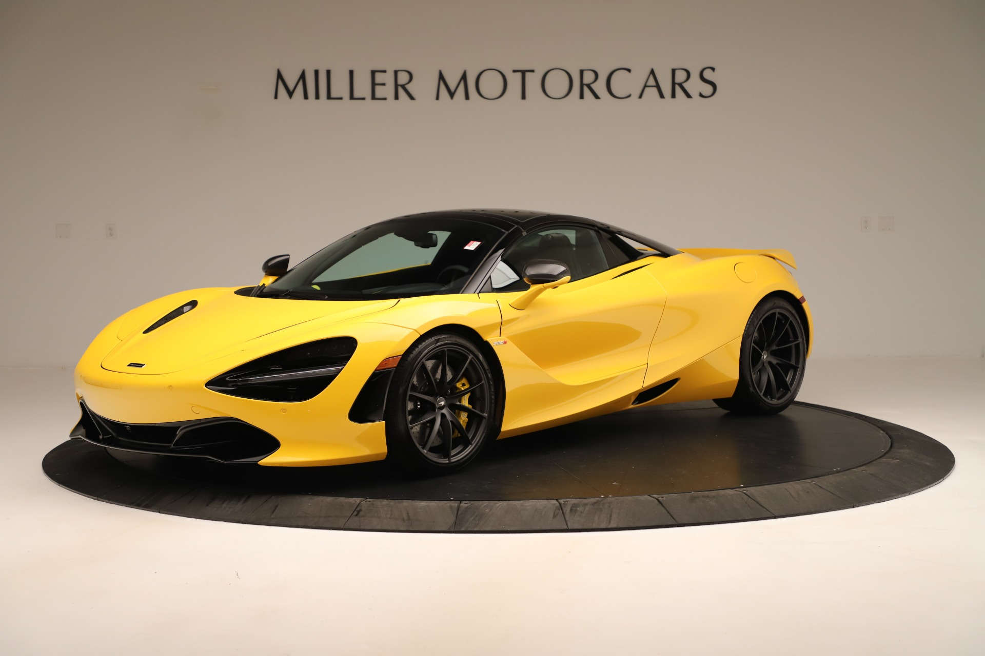 New 2020 McLaren 720S Convertible For Sale In Greenwich, CT 3388_p2