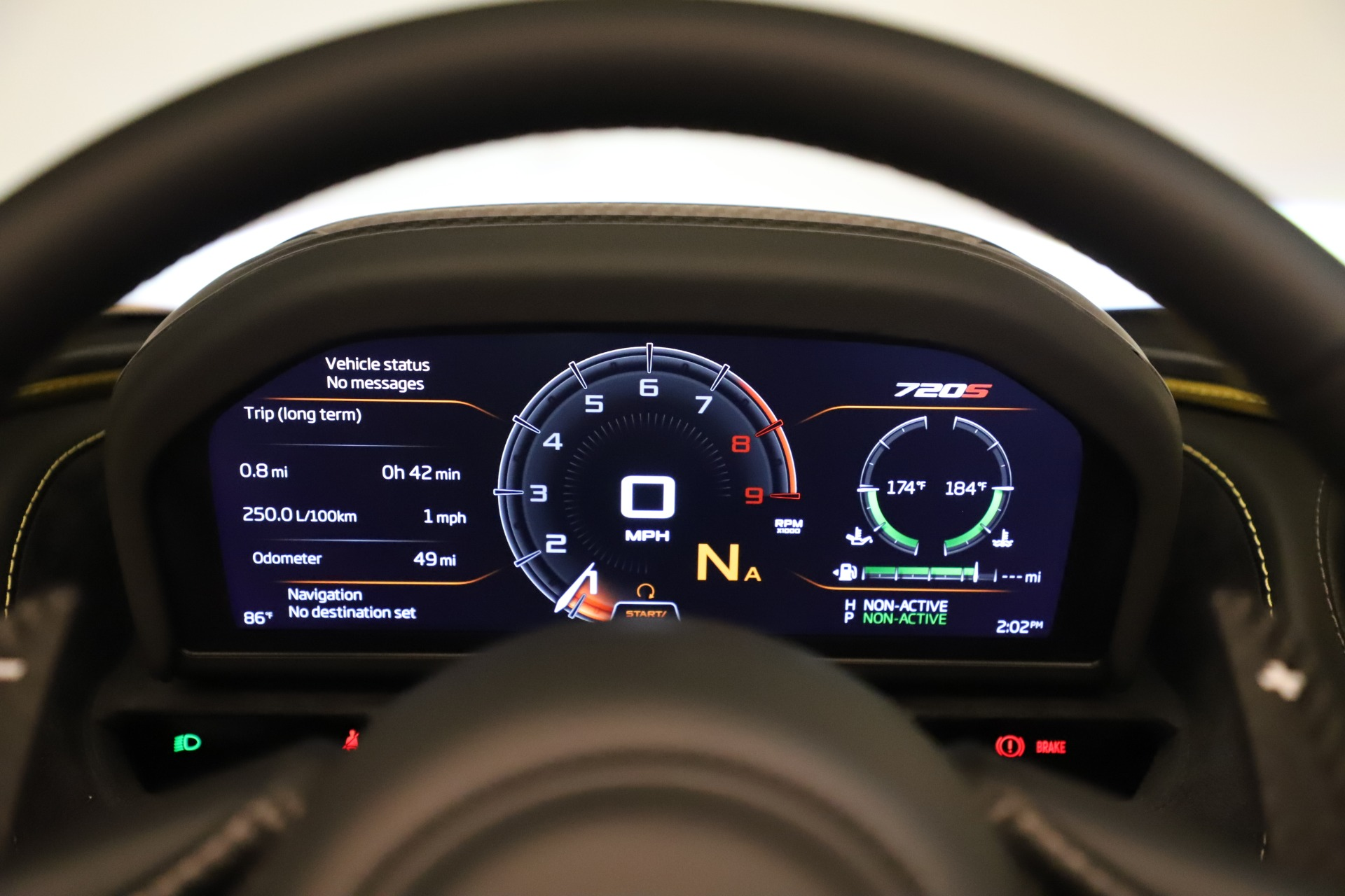 New 2020 McLaren 720S Convertible For Sale In Greenwich, CT 3388_p31