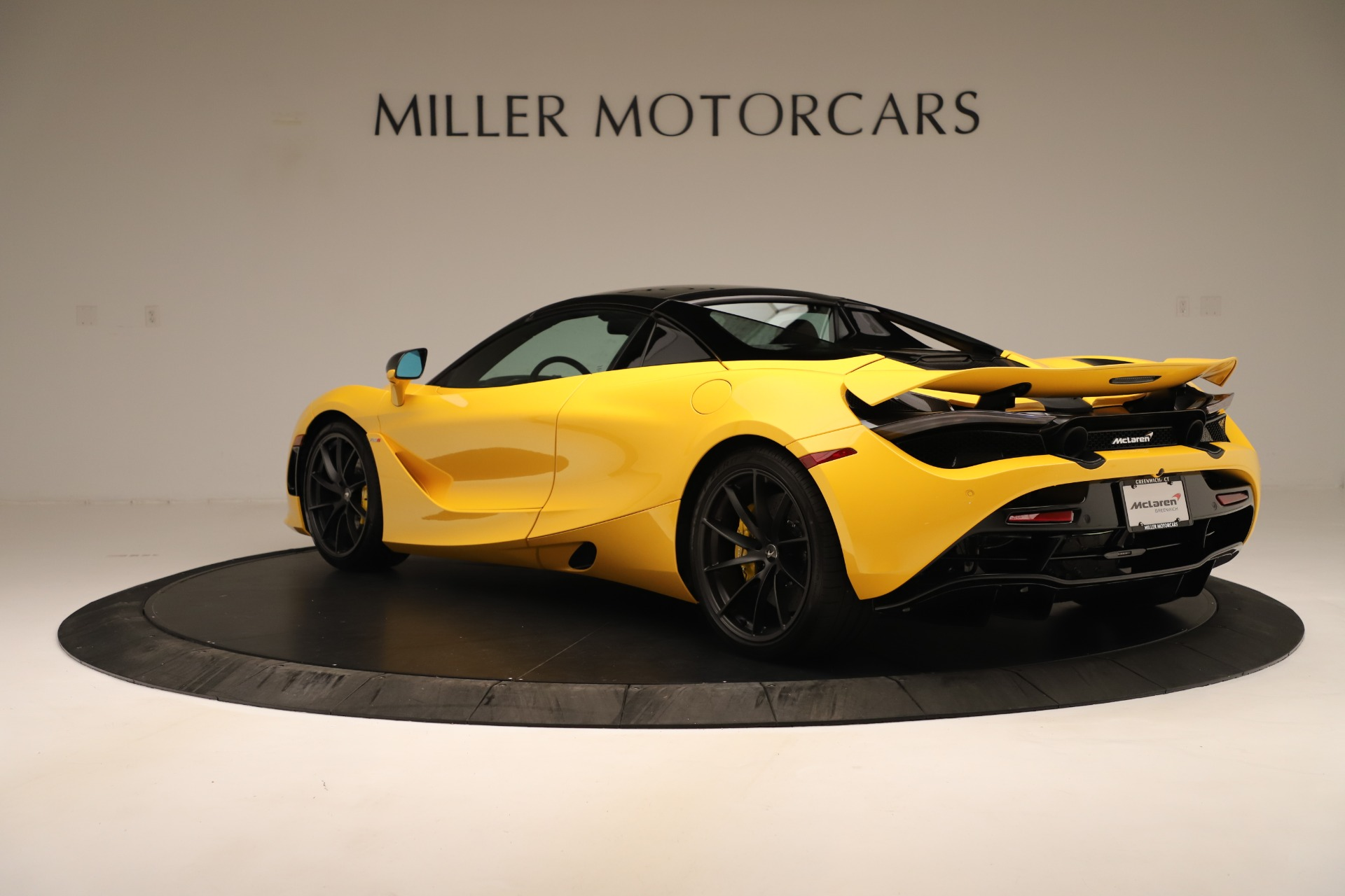 New 2020 McLaren 720S Convertible For Sale In Greenwich, CT 3388_p4