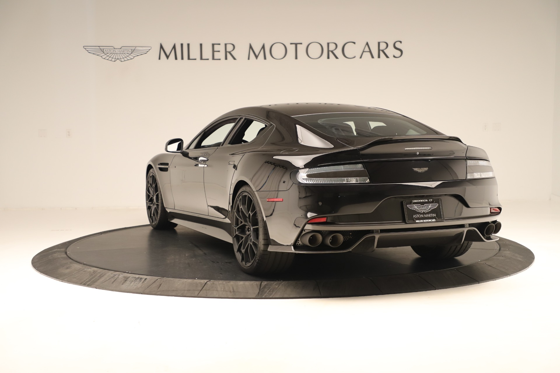 New 2019 Aston Martin Rapide V12 AMR For Sale In Greenwich, CT 3389_p4