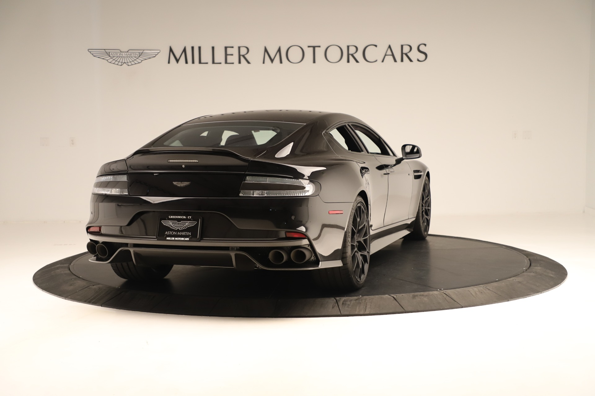 New 2019 Aston Martin Rapide V12 AMR For Sale In Greenwich, CT 3389_p6