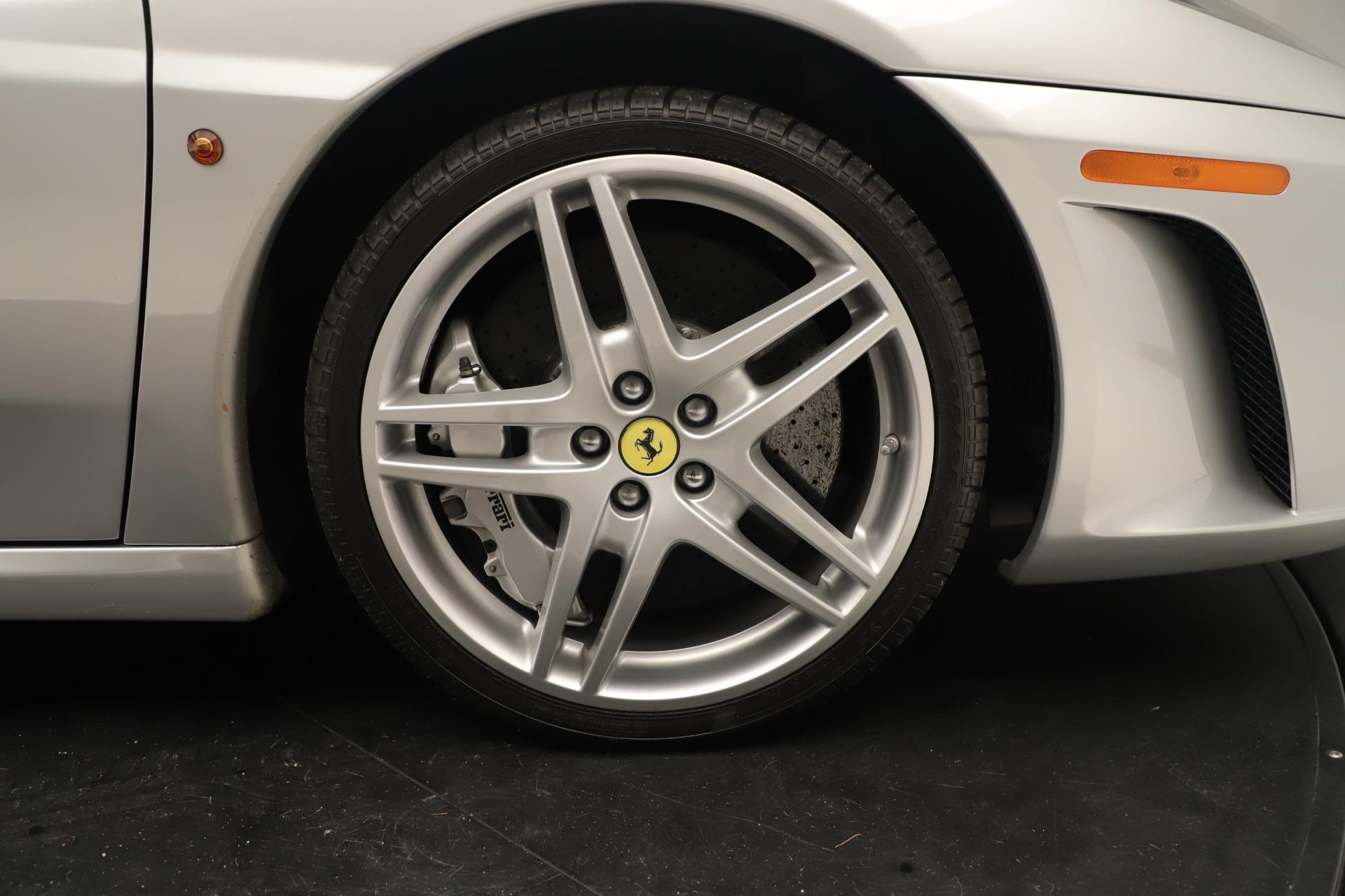 Used 2008 Ferrari F430 Spider  For Sale In Greenwich, CT 3391_p19