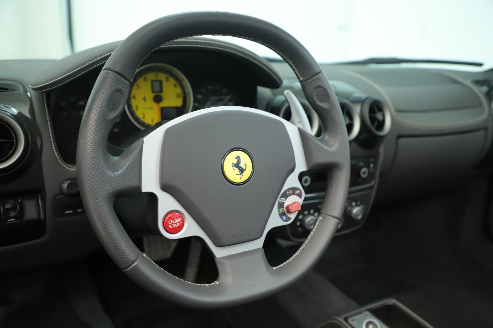 Used 2008 Ferrari F430 Spider  For Sale In Greenwich, CT 3391_p28