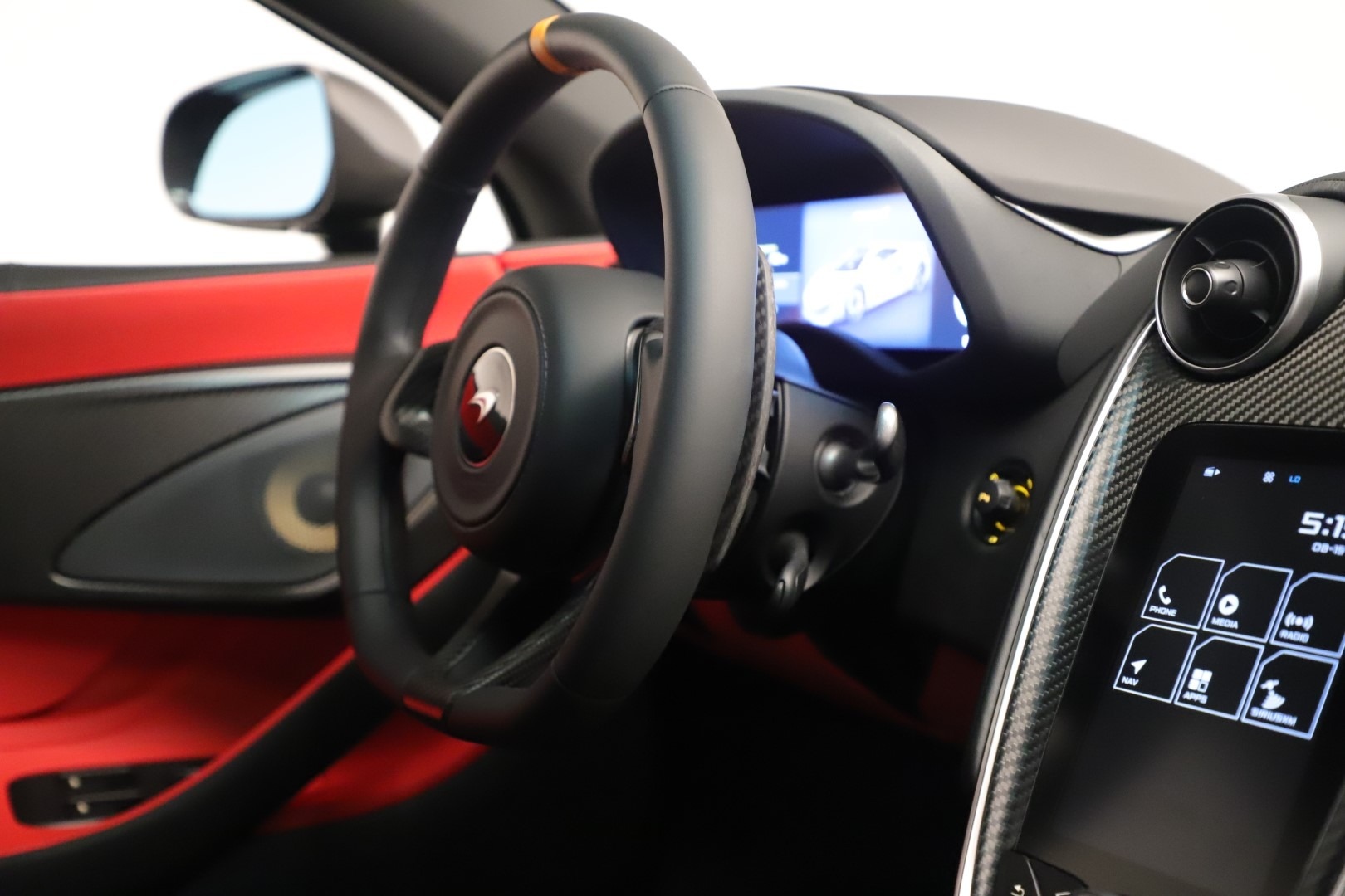 New 2019 McLaren 600LT Coupe For Sale In Greenwich, CT 3392_p26