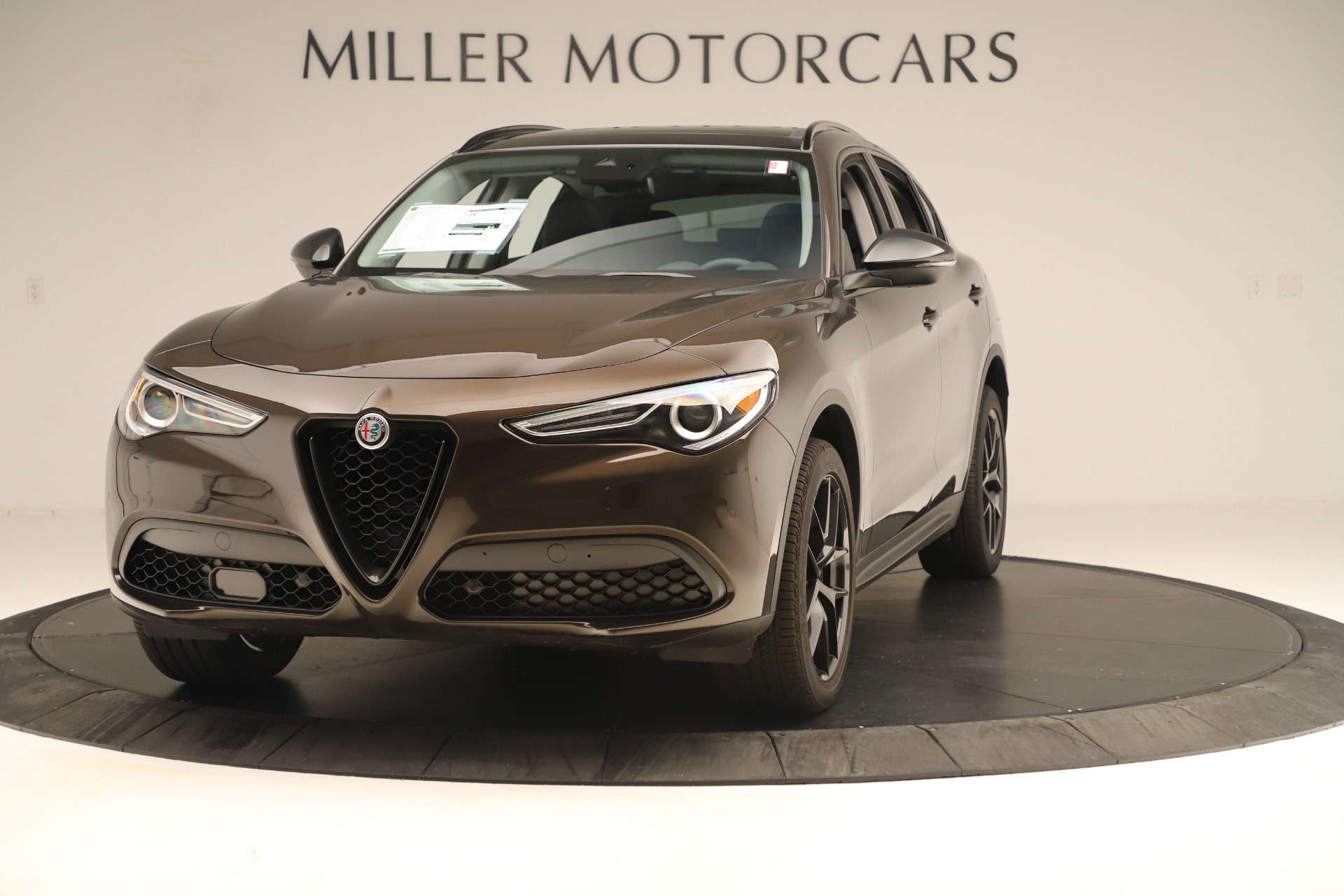 New 2019 Alfa Romeo Stelvio Ti Q4 For Sale In Greenwich, CT 3403_main