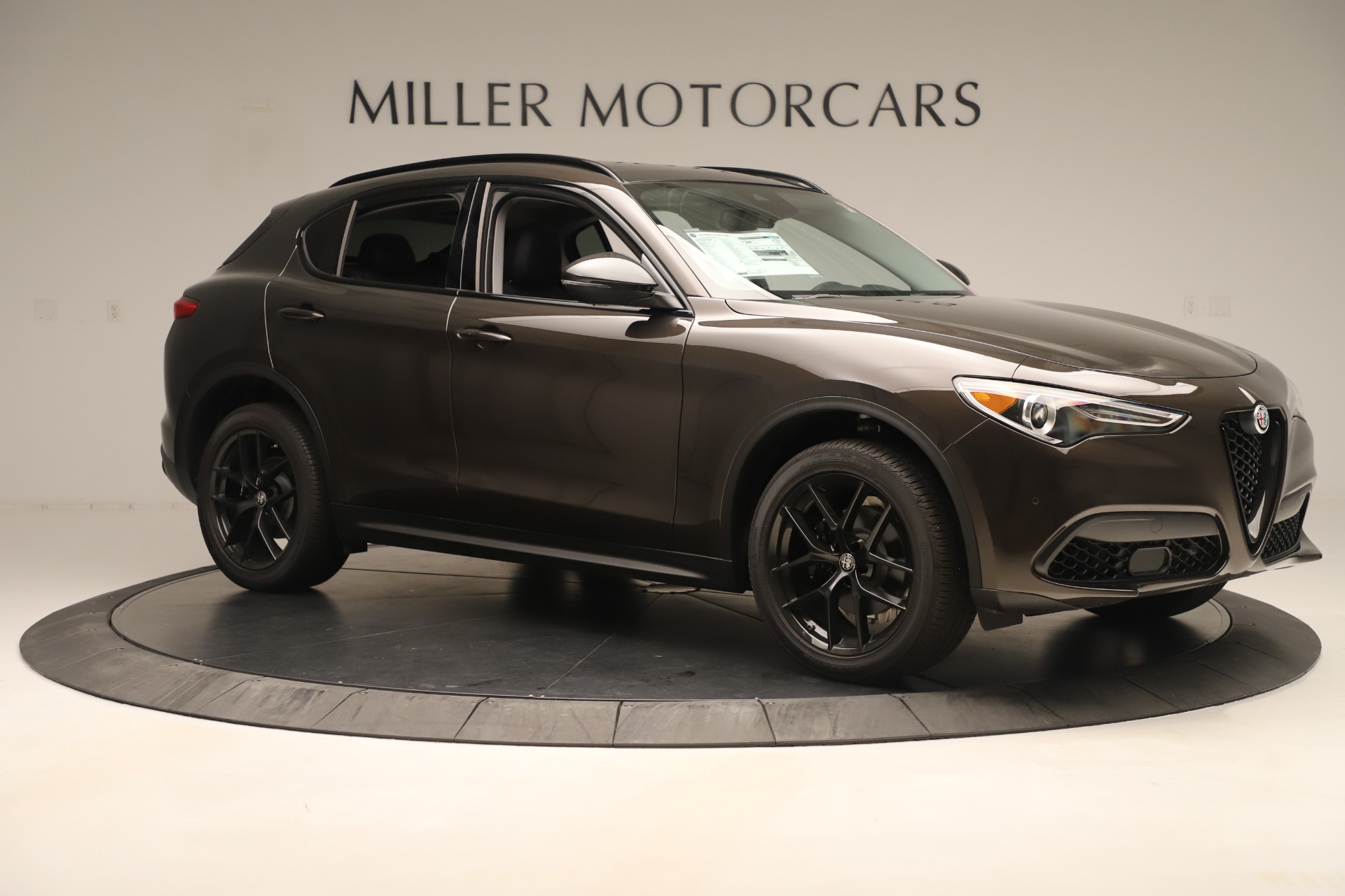 New 2019 Alfa Romeo Stelvio Ti Q4 For Sale In Greenwich, CT 3403_p10