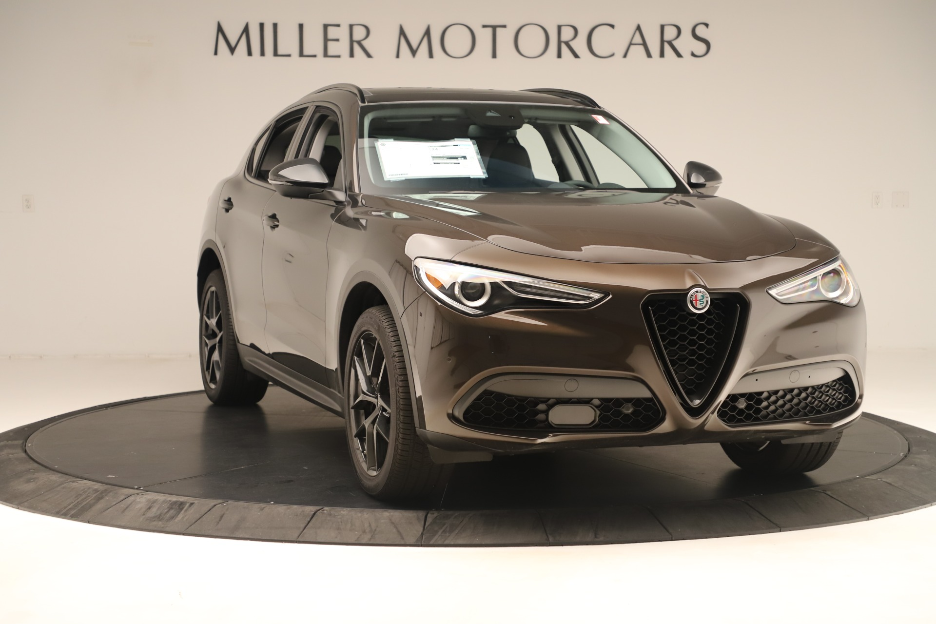 New 2019 Alfa Romeo Stelvio Ti Q4 For Sale In Greenwich, CT 3403_p11