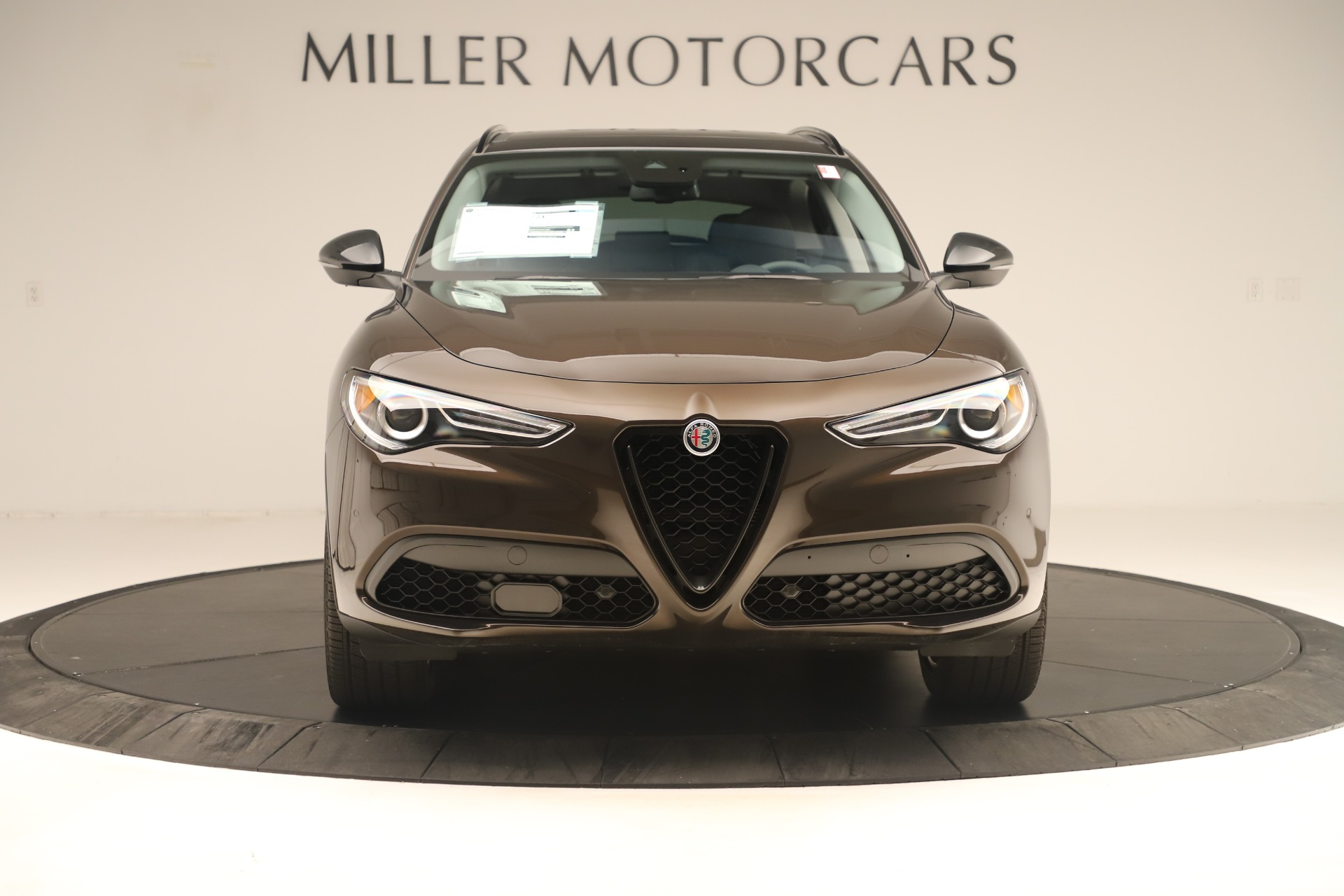 New 2019 Alfa Romeo Stelvio Ti Q4 For Sale In Greenwich, CT 3403_p12