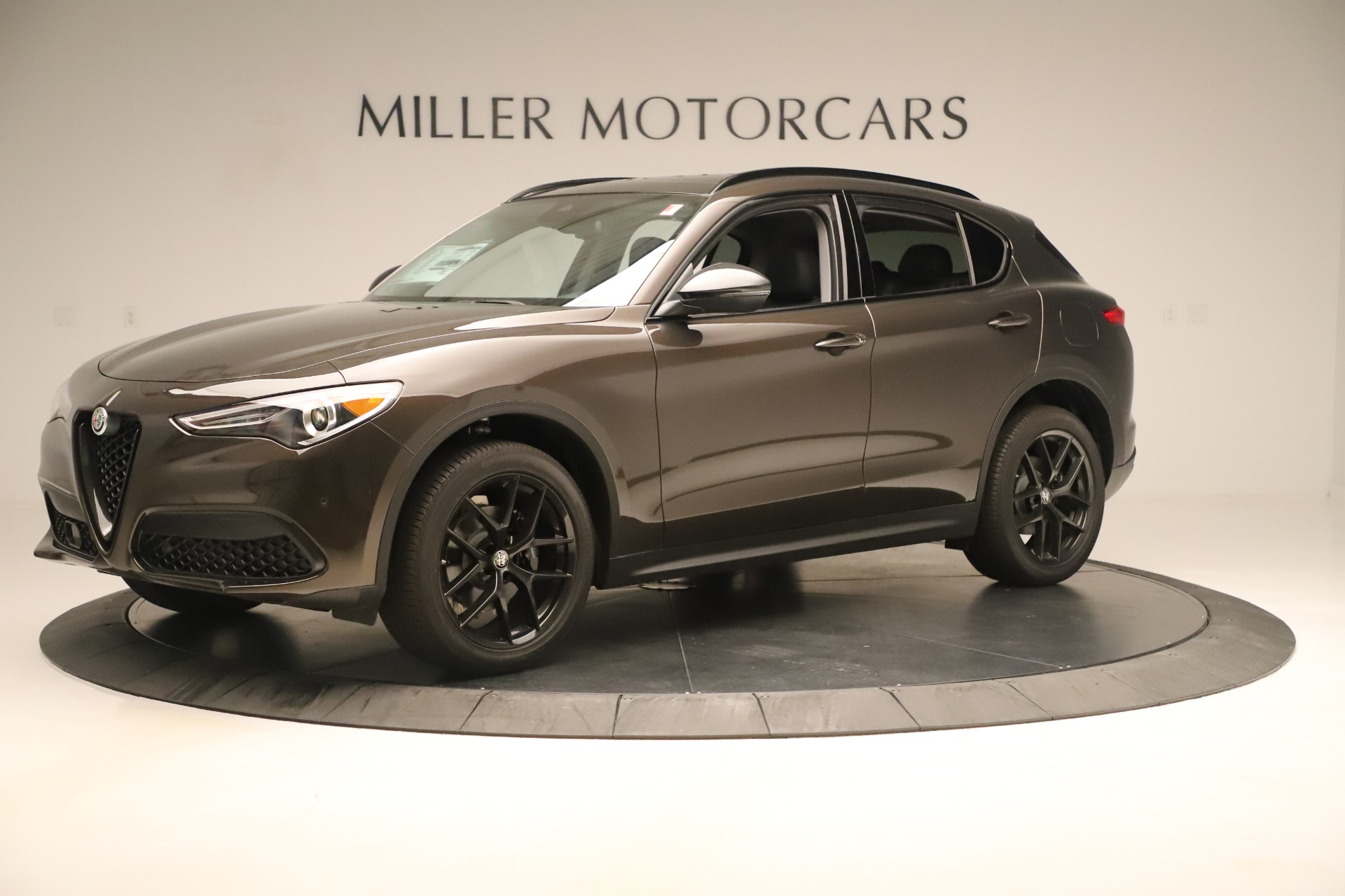 New 2019 Alfa Romeo Stelvio Ti Q4 For Sale In Greenwich, CT 3403_p2