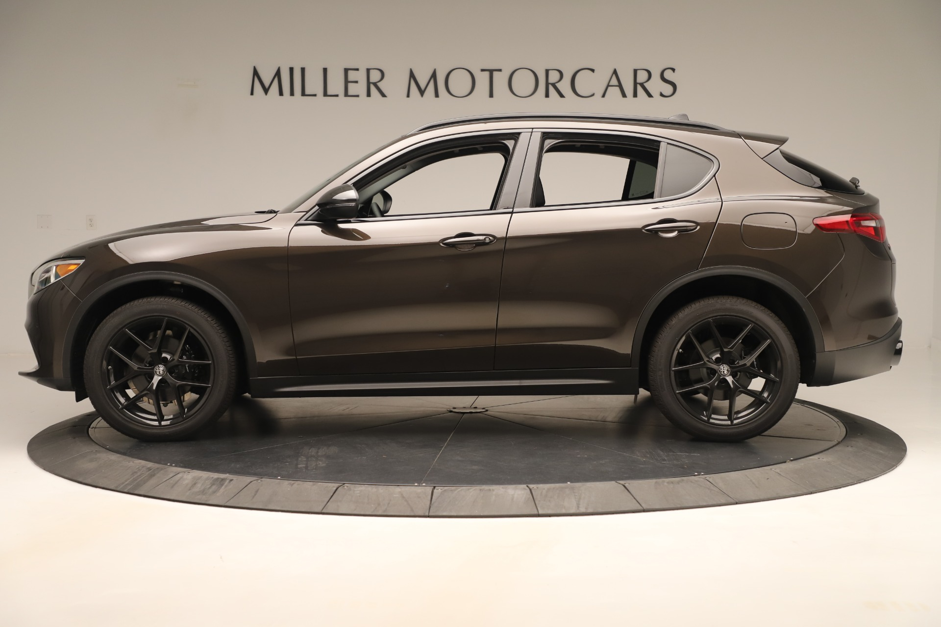 New 2019 Alfa Romeo Stelvio Ti Q4 For Sale In Greenwich, CT 3403_p3