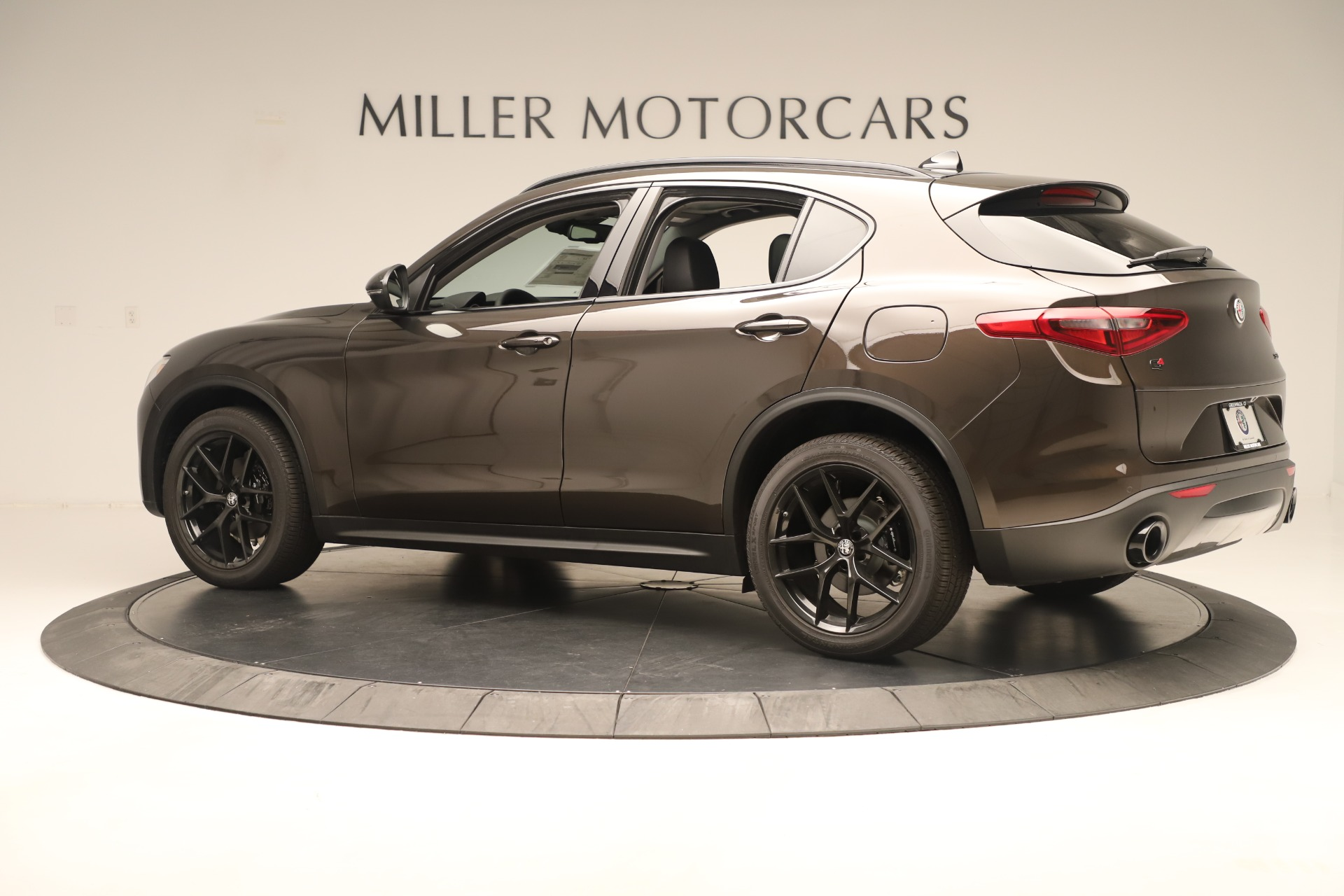 New 2019 Alfa Romeo Stelvio Ti Q4 For Sale In Greenwich, CT 3403_p4