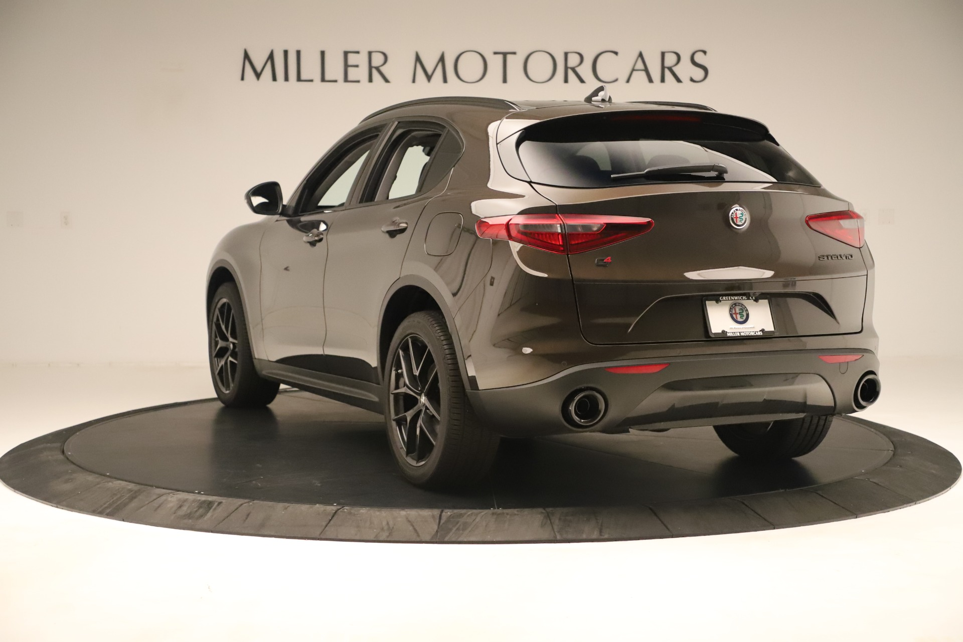 New 2019 Alfa Romeo Stelvio Ti Q4 For Sale In Greenwich, CT 3403_p5