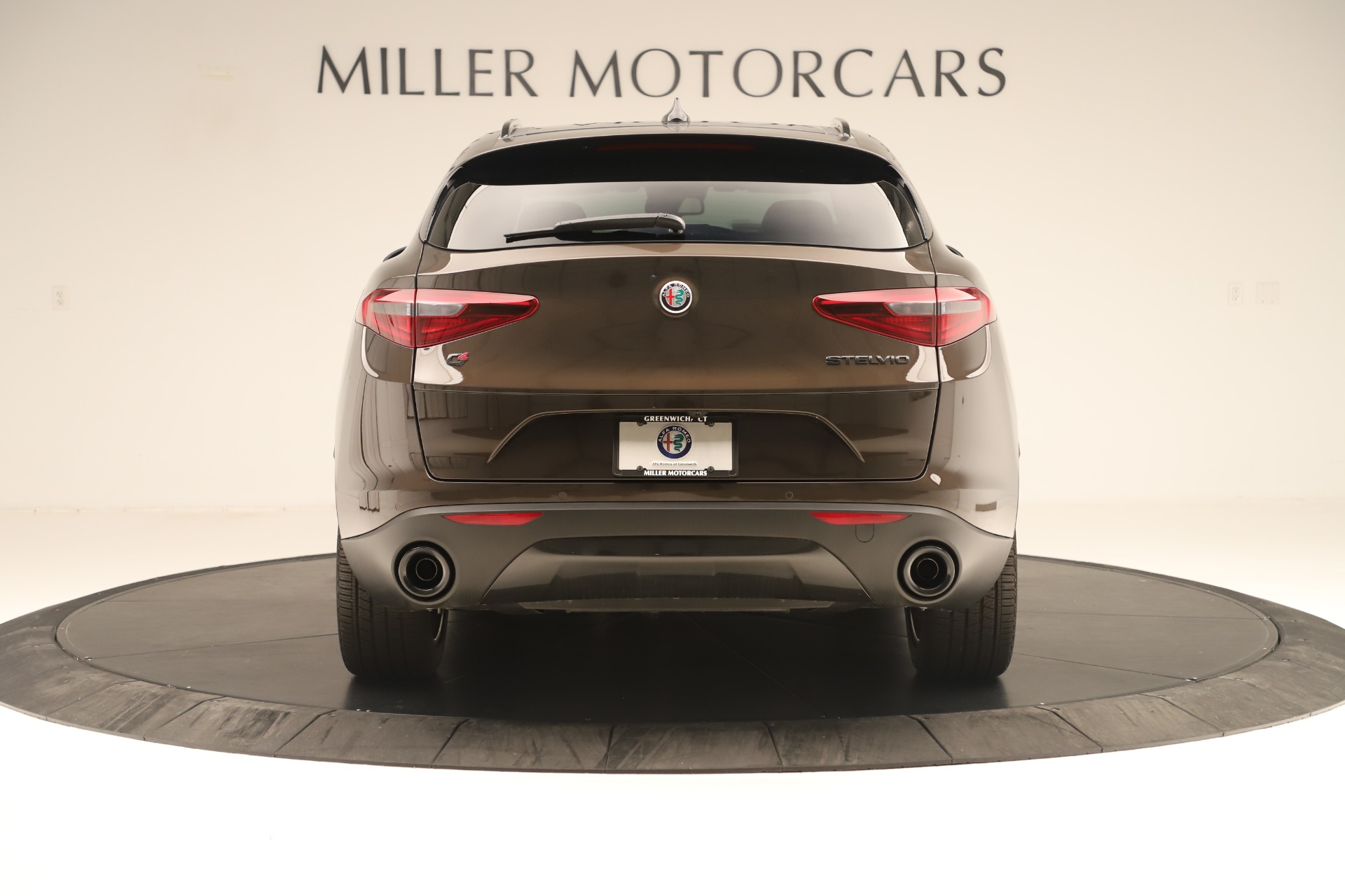 New 2019 Alfa Romeo Stelvio Ti Q4 For Sale In Greenwich, CT 3403_p6