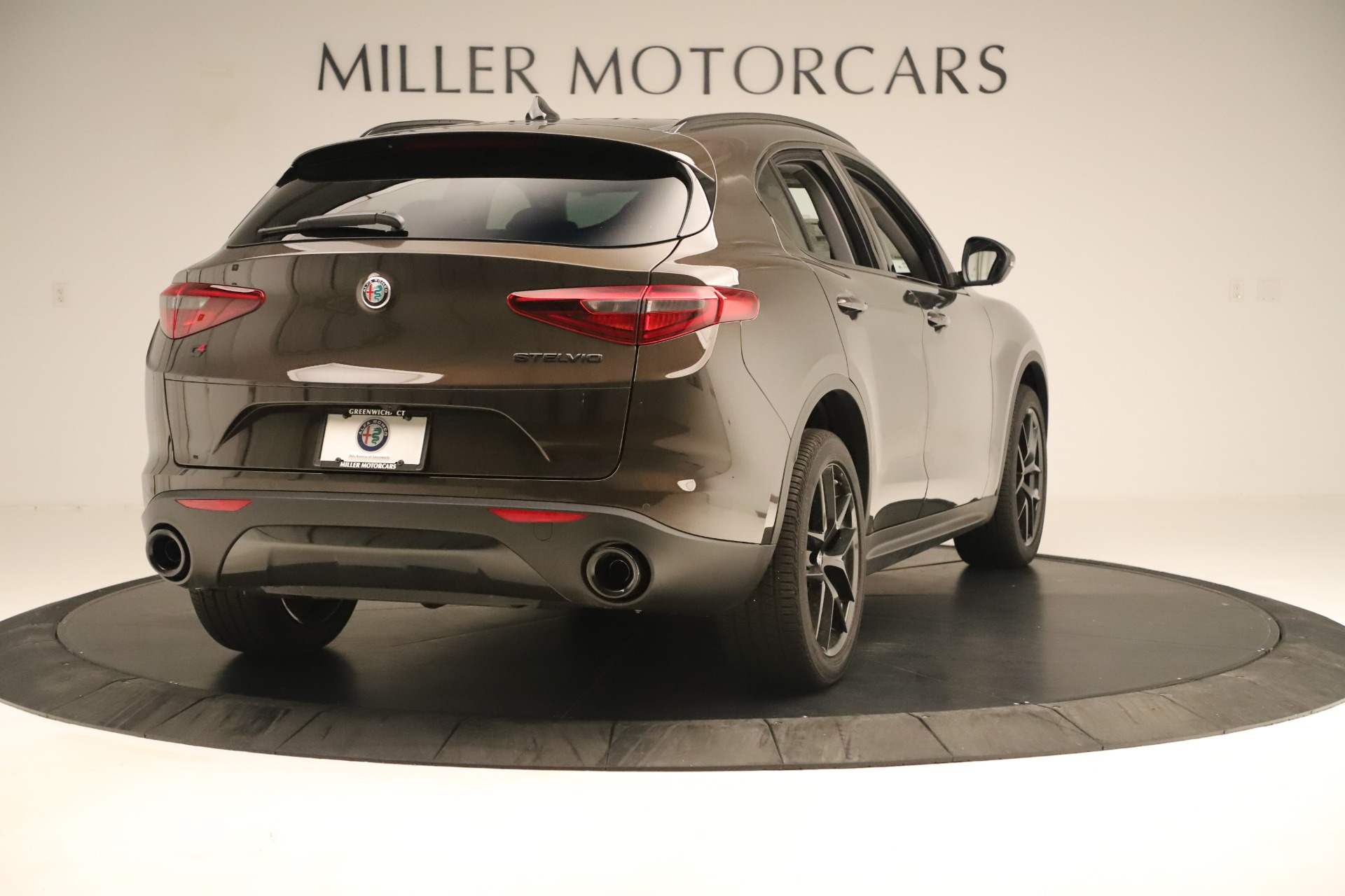 New 2019 Alfa Romeo Stelvio Ti Q4 For Sale In Greenwich, CT 3403_p7