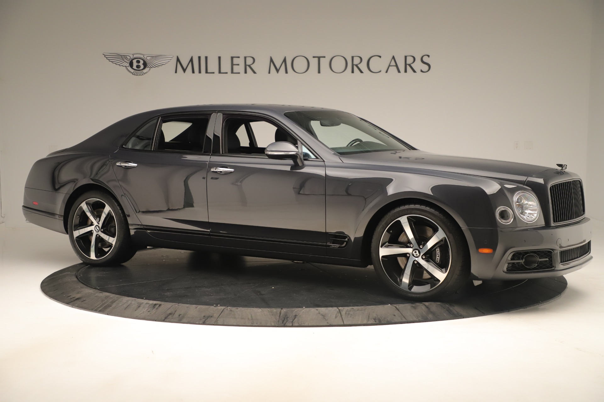 Used 2018 Bentley Mulsanne Speed Design Series For Sale In Greenwich, CT 3405_p10