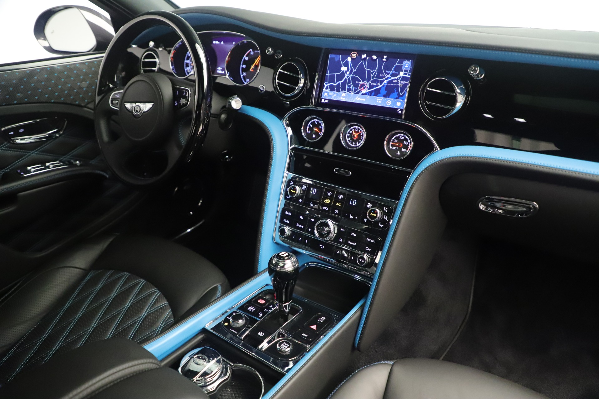 Used 2018 Bentley Mulsanne Speed Design Series For Sale In Greenwich, CT 3405_p33