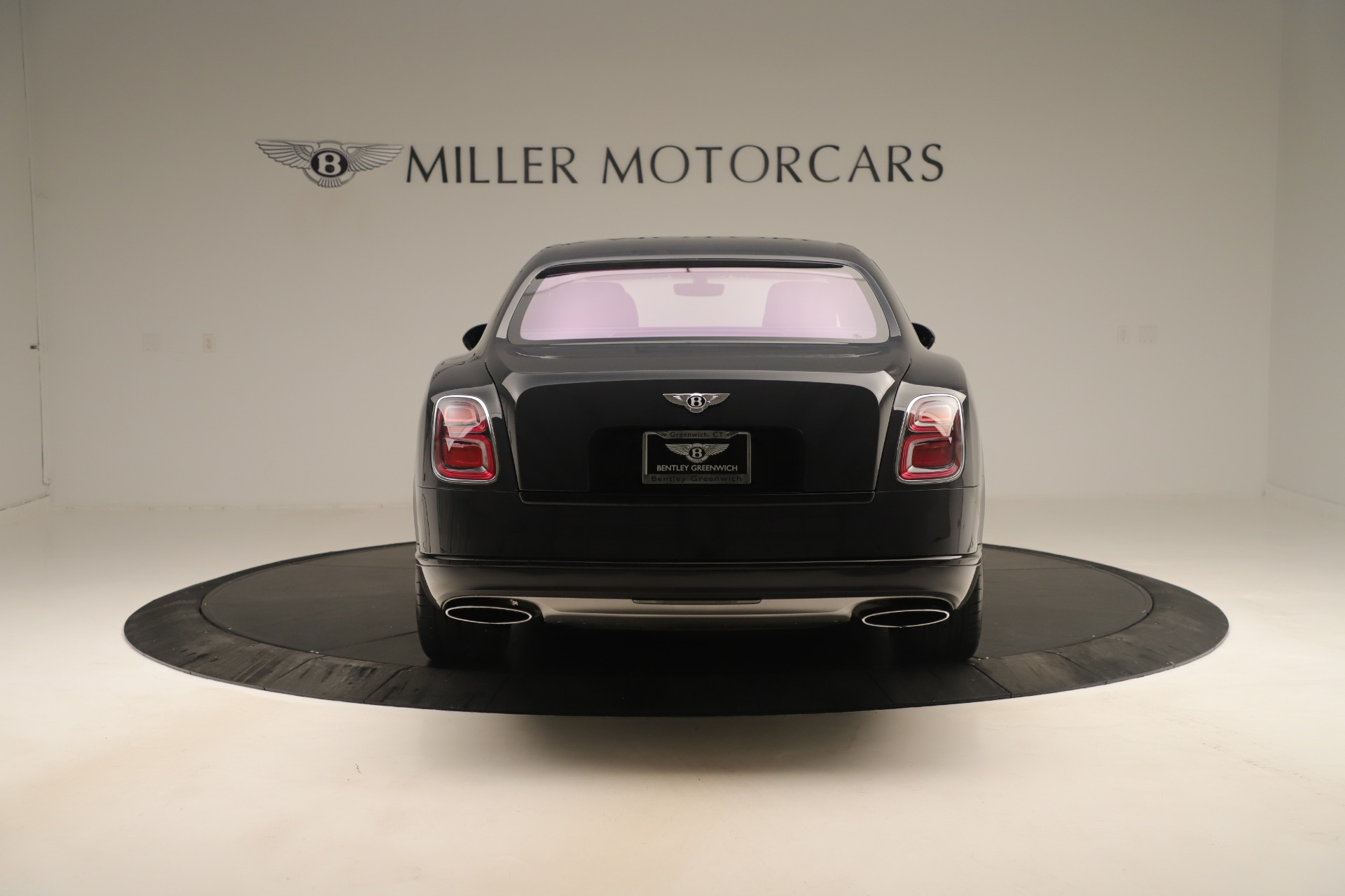 Used 2018 Bentley Mulsanne Speed Design Series For Sale In Greenwich, CT 3405_p6