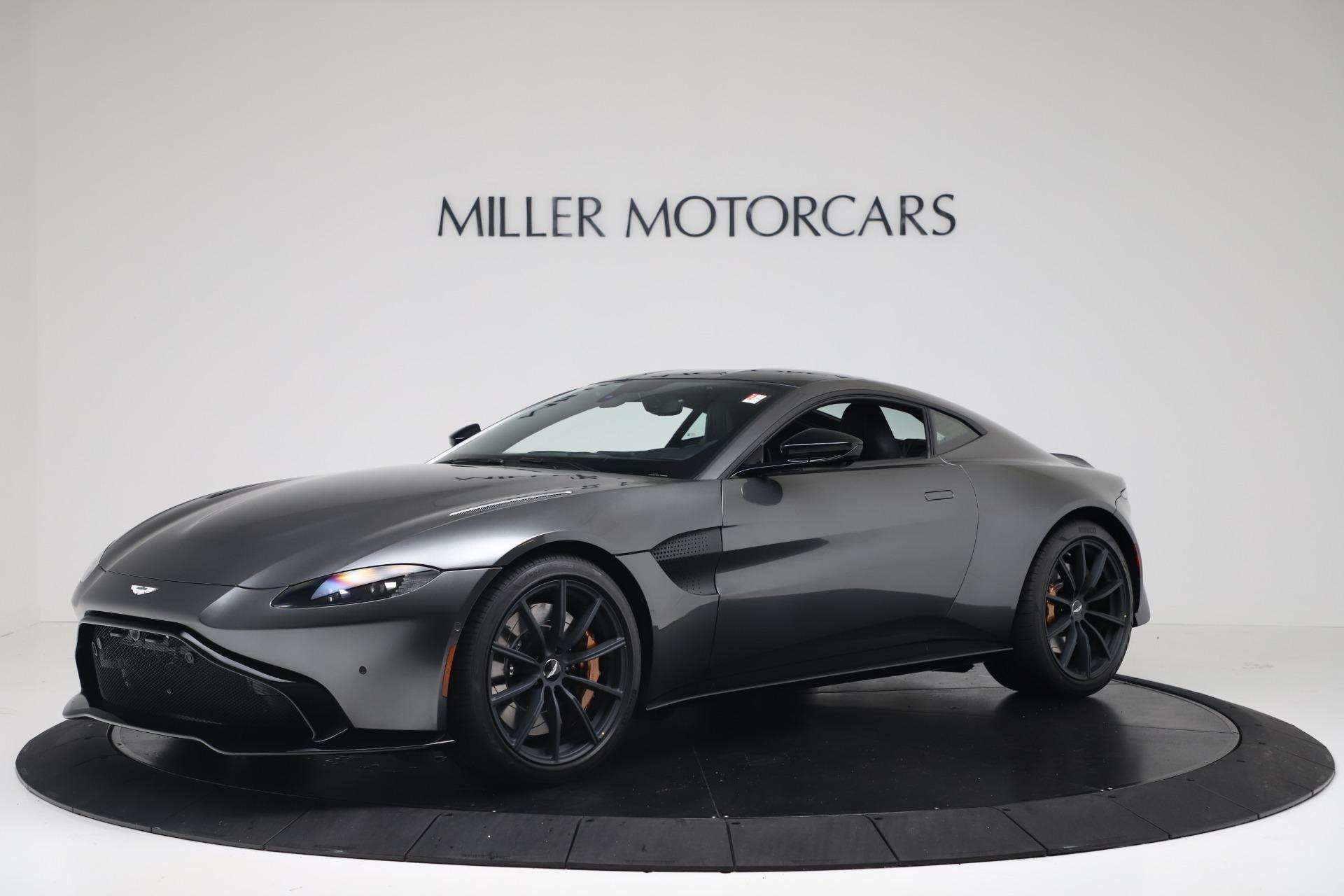 New 2020 Aston Martin Vantage V8 For Sale In Greenwich, CT 3408_main