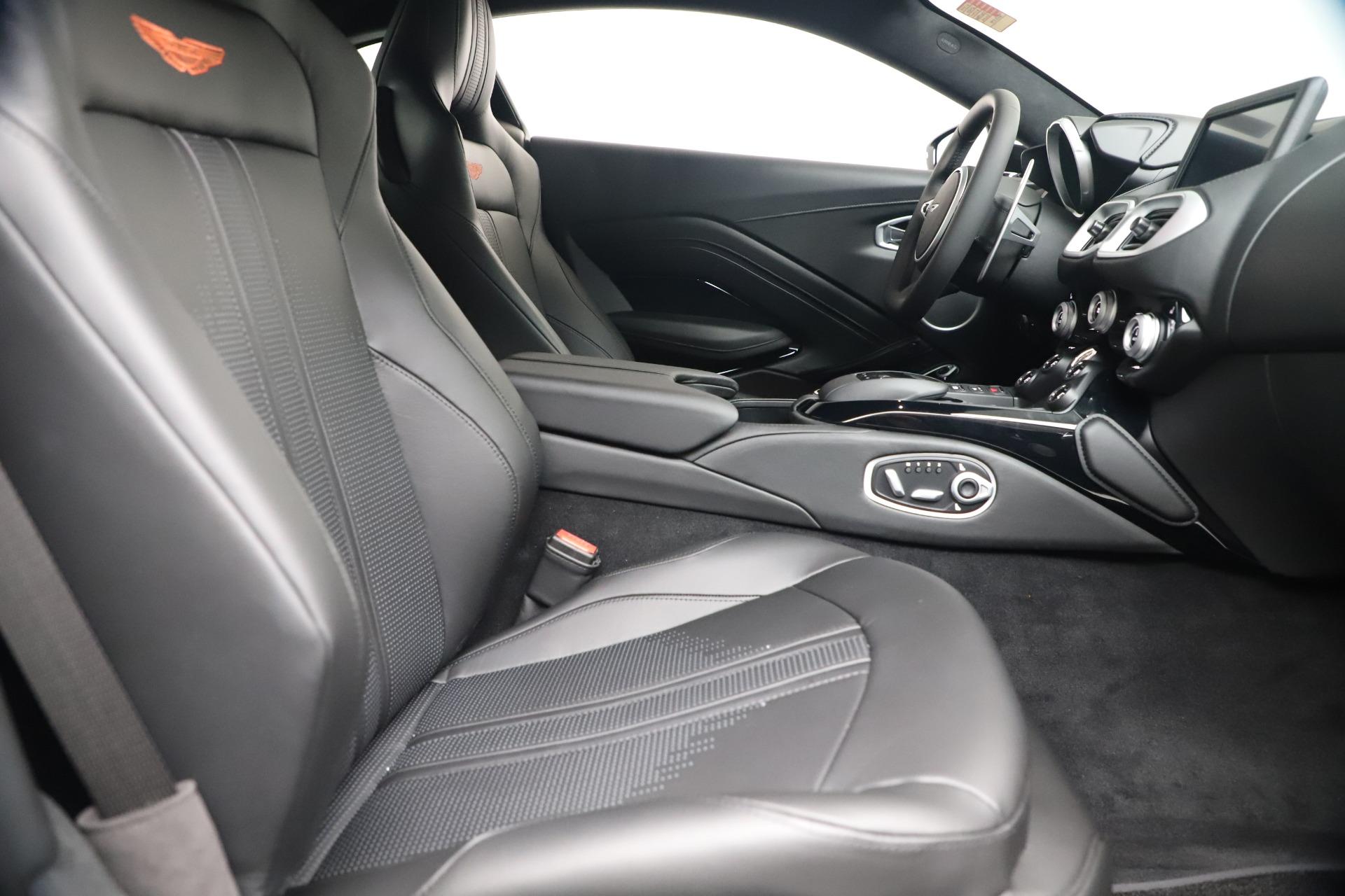 New 2020 Aston Martin Vantage V8 For Sale In Greenwich, CT 3408_p18