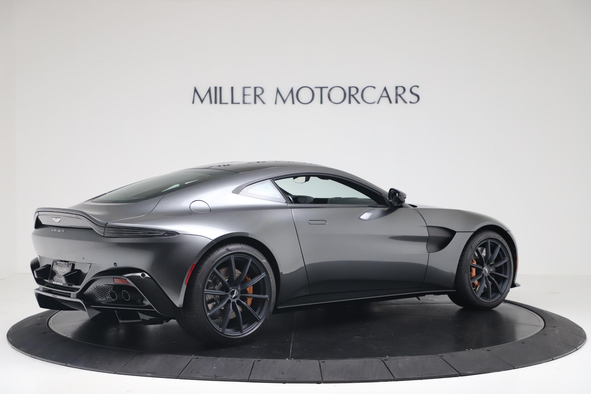 New 2020 Aston Martin Vantage V8 For Sale In Greenwich, CT 3408_p9