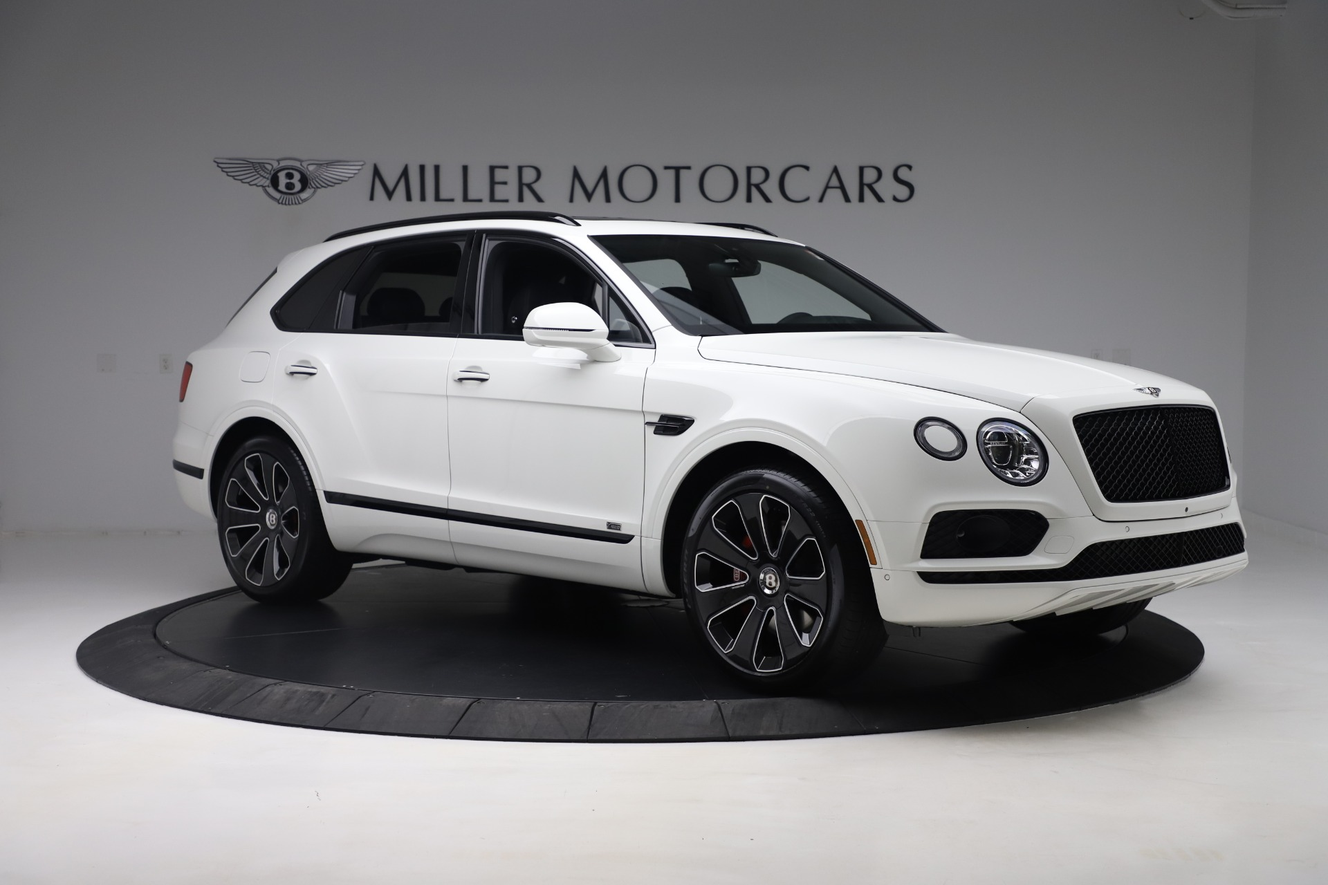 New 2020 Bentley Bentayga V8 Design Series For Sale In Greenwich, CT 3414_p13