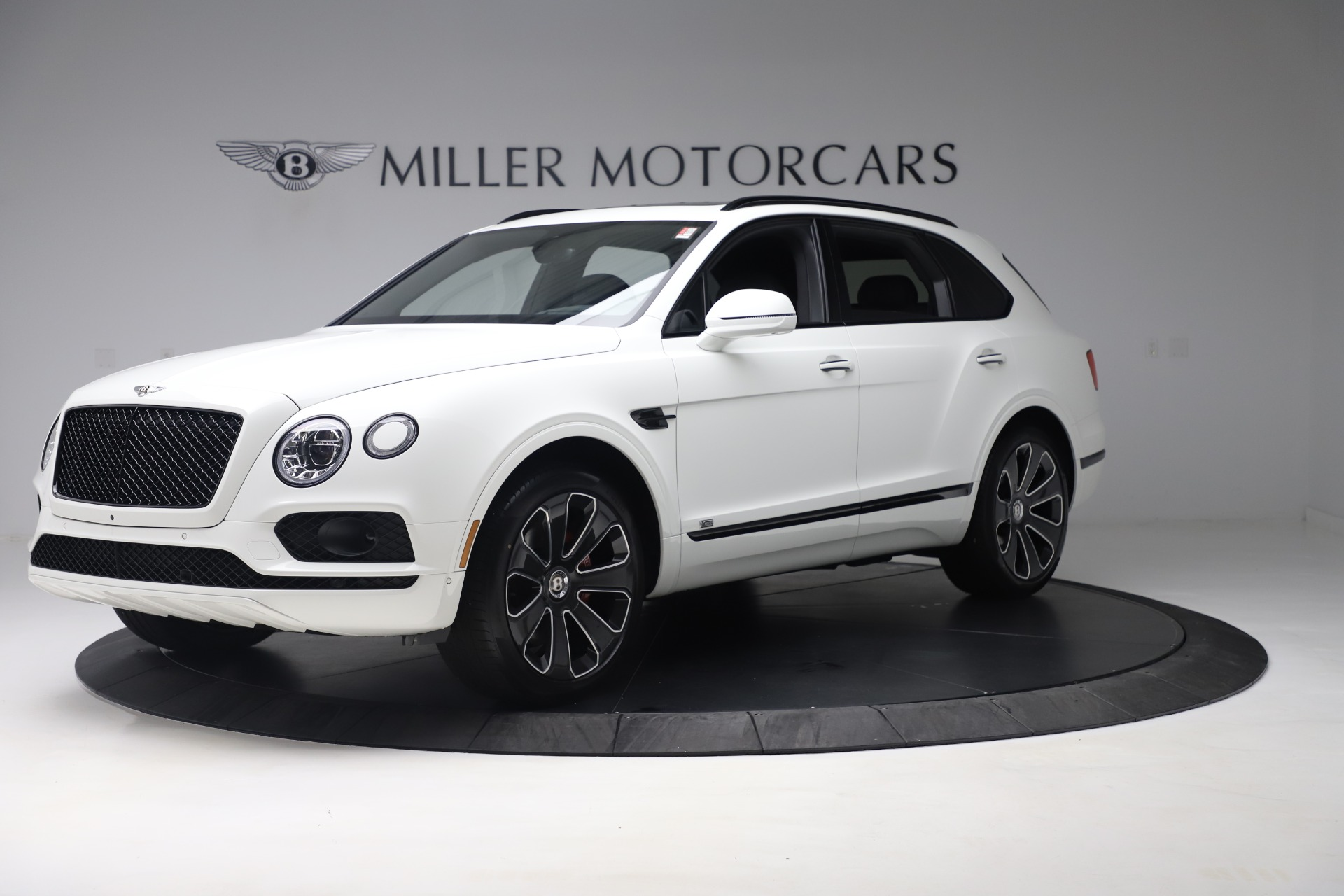 New 2020 Bentley Bentayga V8 Design Series For Sale In Greenwich, CT 3414_p2