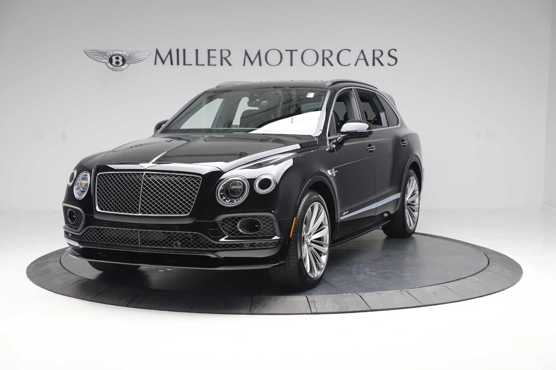 New 2020 Bentley Bentayga Speed For Sale In Greenwich, CT 3415_main