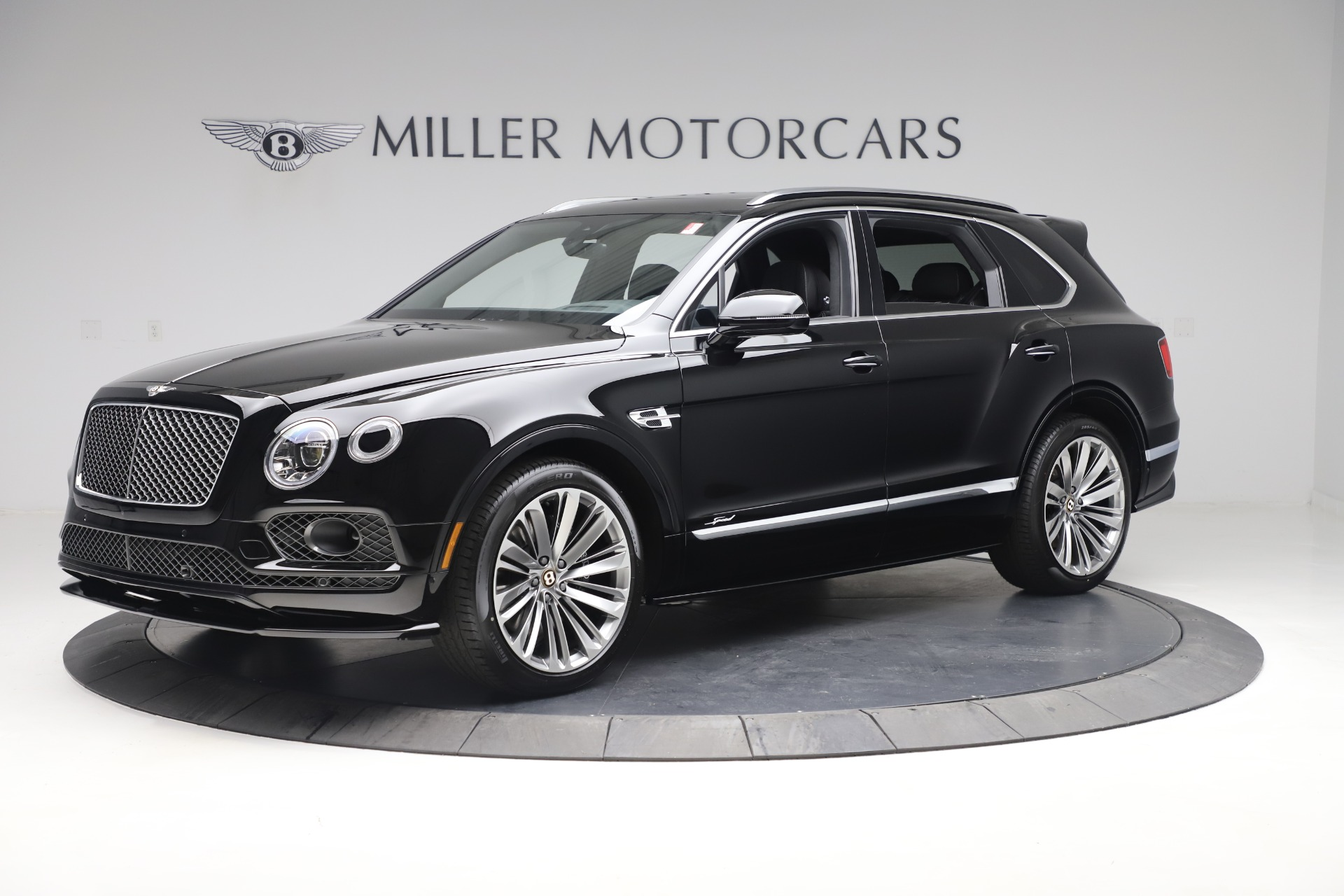 New 2020 Bentley Bentayga Speed For Sale In Greenwich, CT 3415_p2