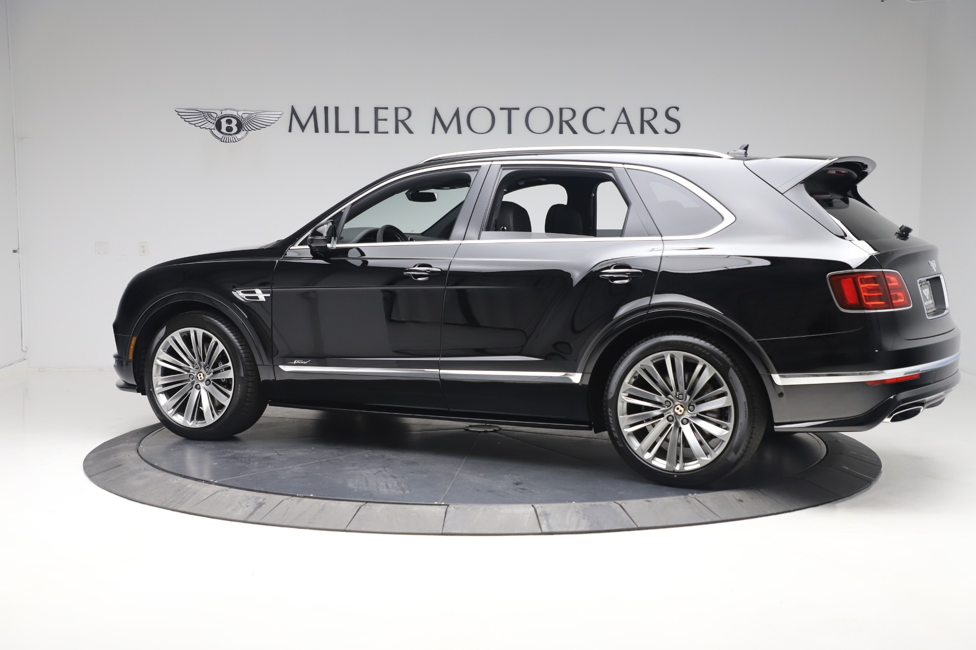 New 2020 Bentley Bentayga Speed For Sale In Greenwich, CT 3415_p4
