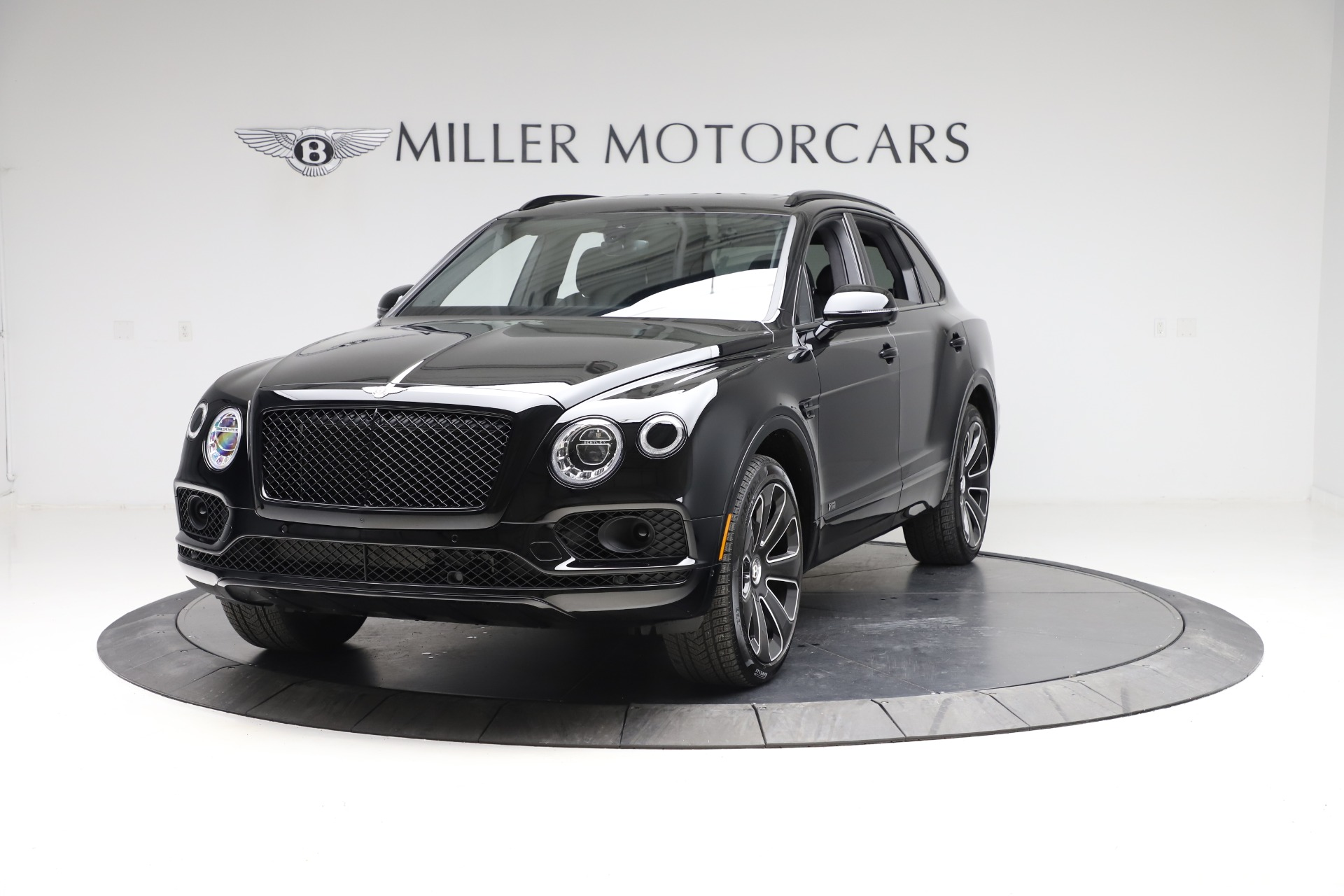 New 2020 Bentley Bentayga V8 Design Series For Sale In Greenwich, CT 3416_main