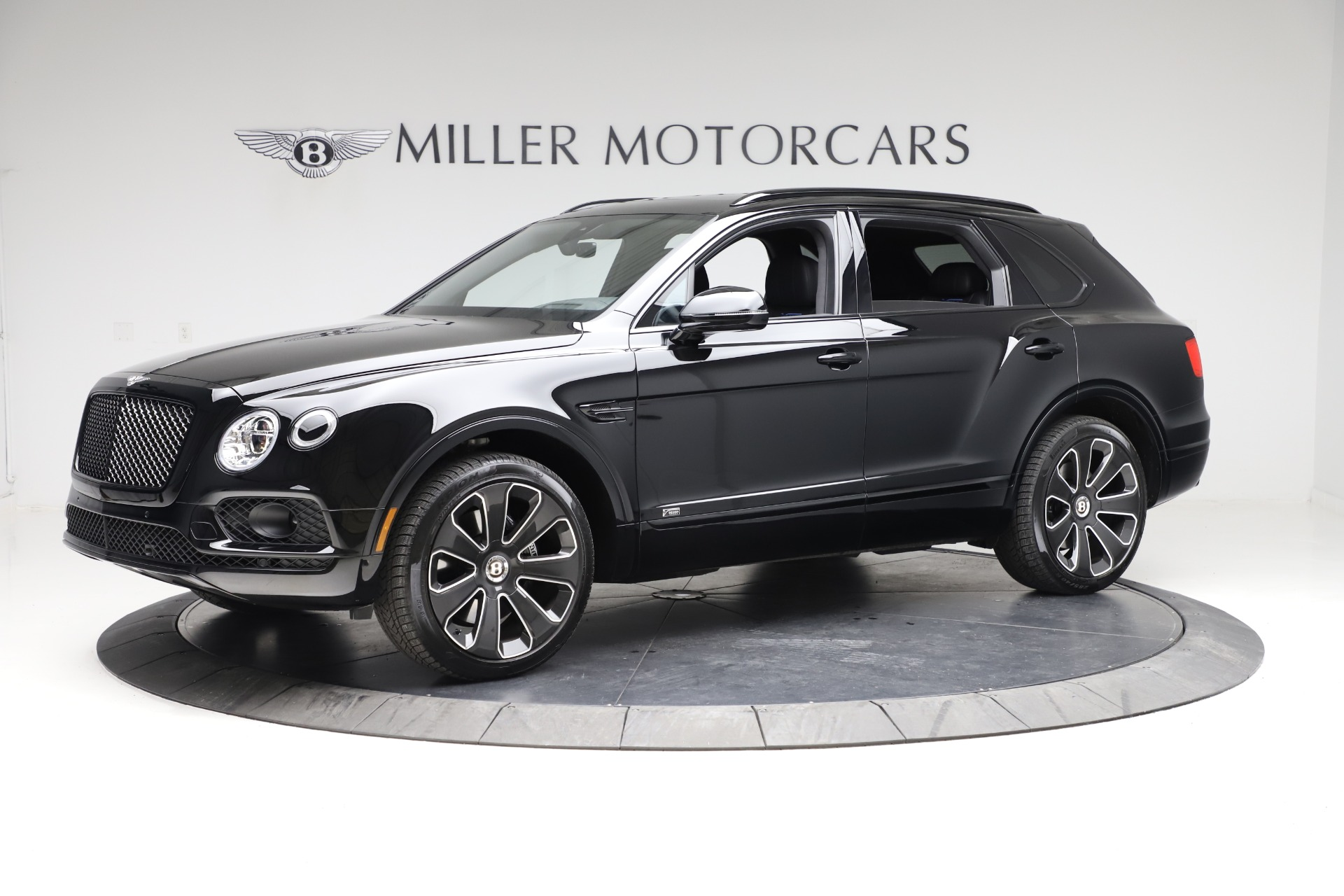 New 2020 Bentley Bentayga V8 Design Series For Sale In Greenwich, CT 3416_p2